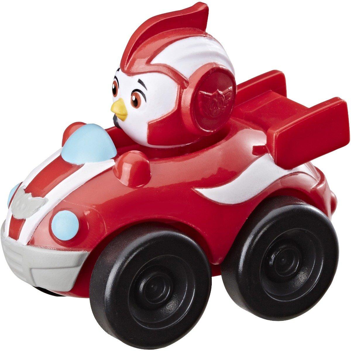 Mini figurina cu vehicul Top Wing Rod (E5744)