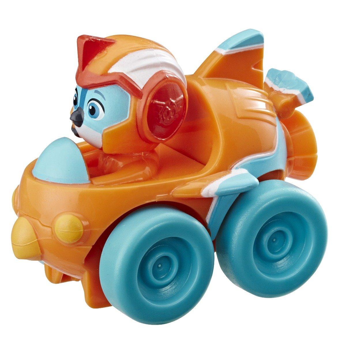 Mini figurina cu vehicul Top Wing Swift (E5743)