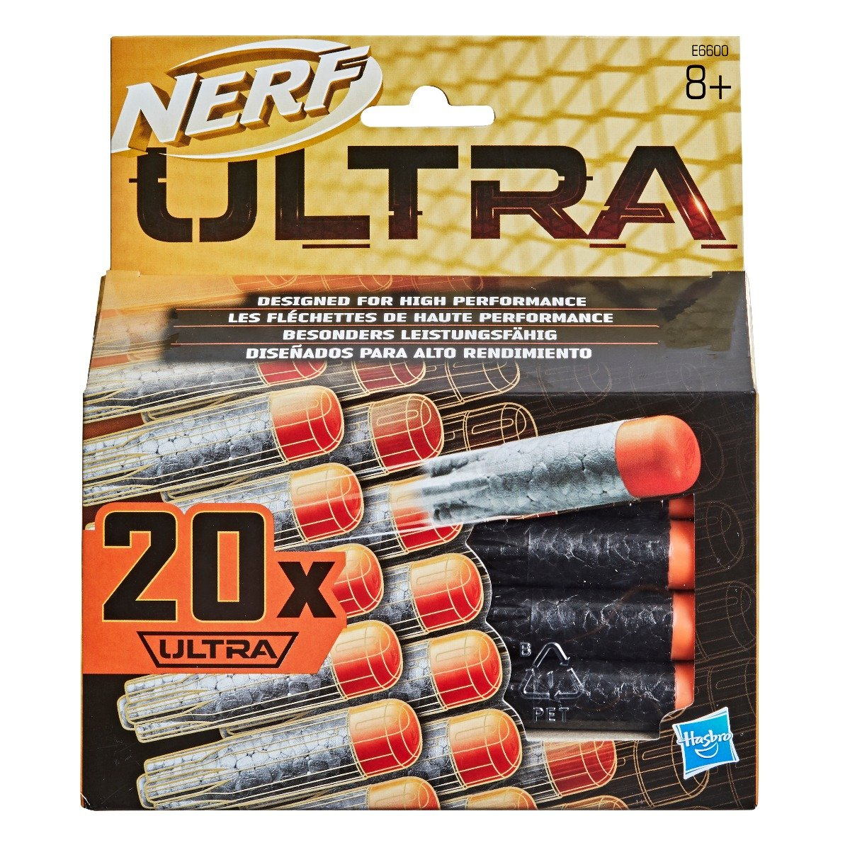 Rezerva proiectile Nerf Ultra, 20 buc
