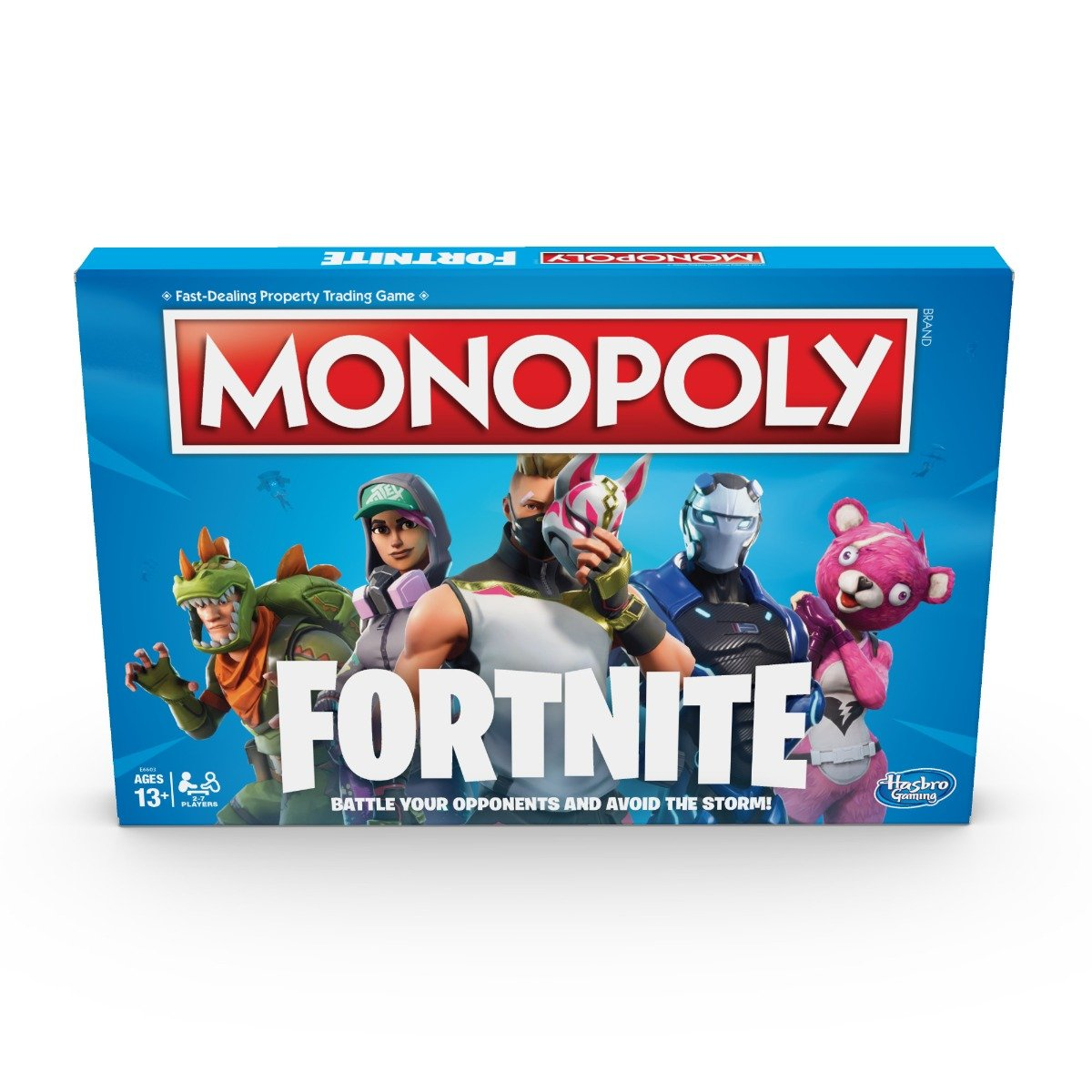 Joc de societate Monopoly Fortnite
