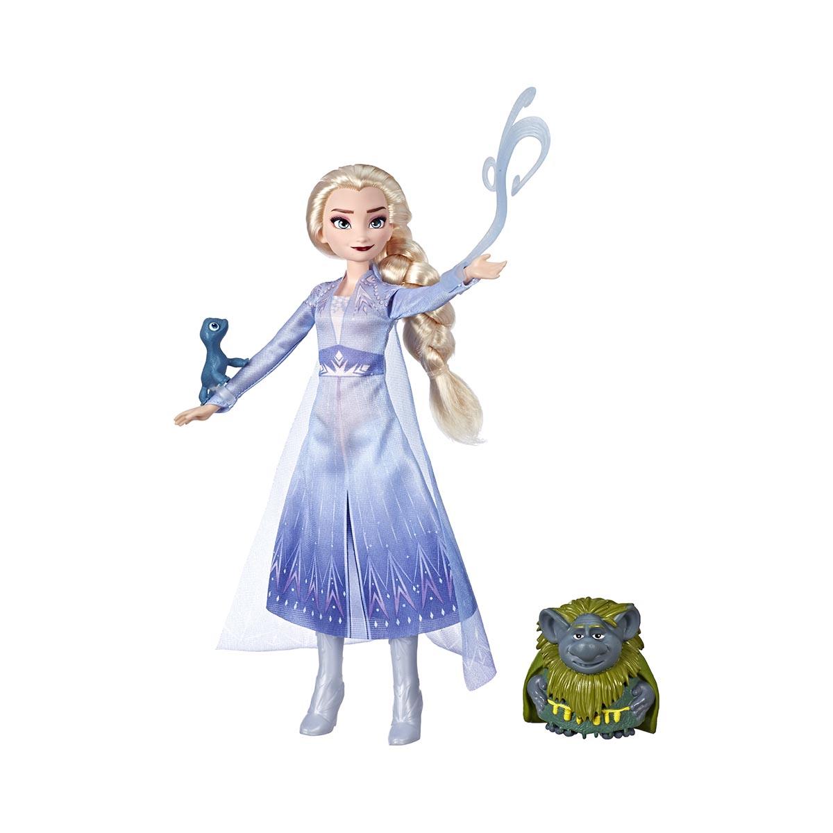 Papusa Elsa cu accesorii Disney Frozen 2