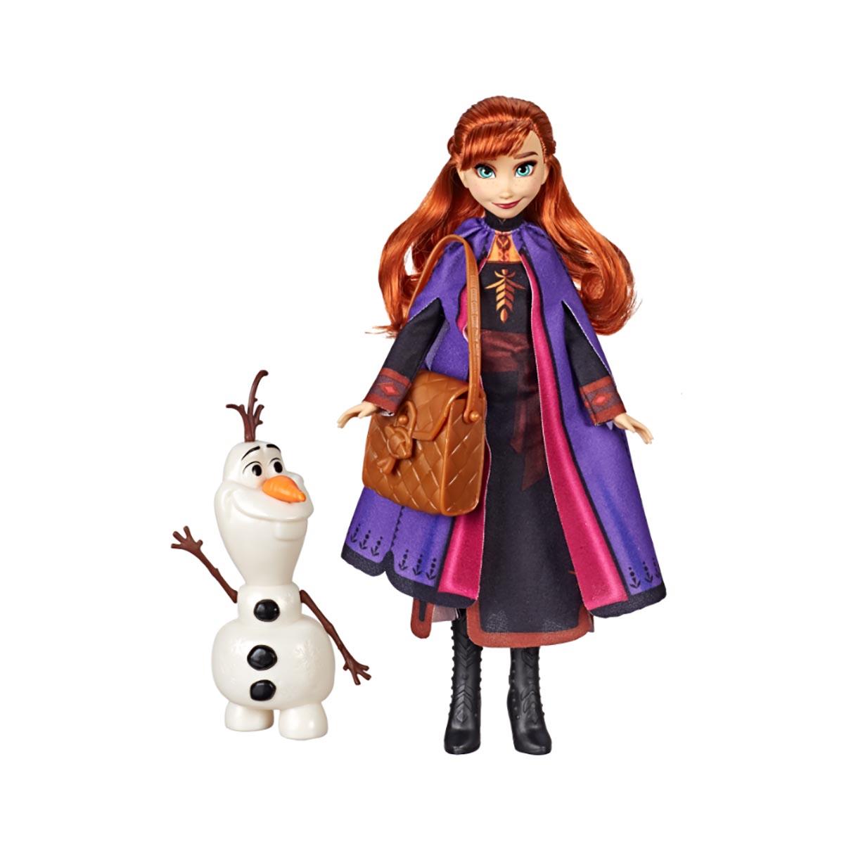 Papusa Anna cu accesorii Disney Frozen 2