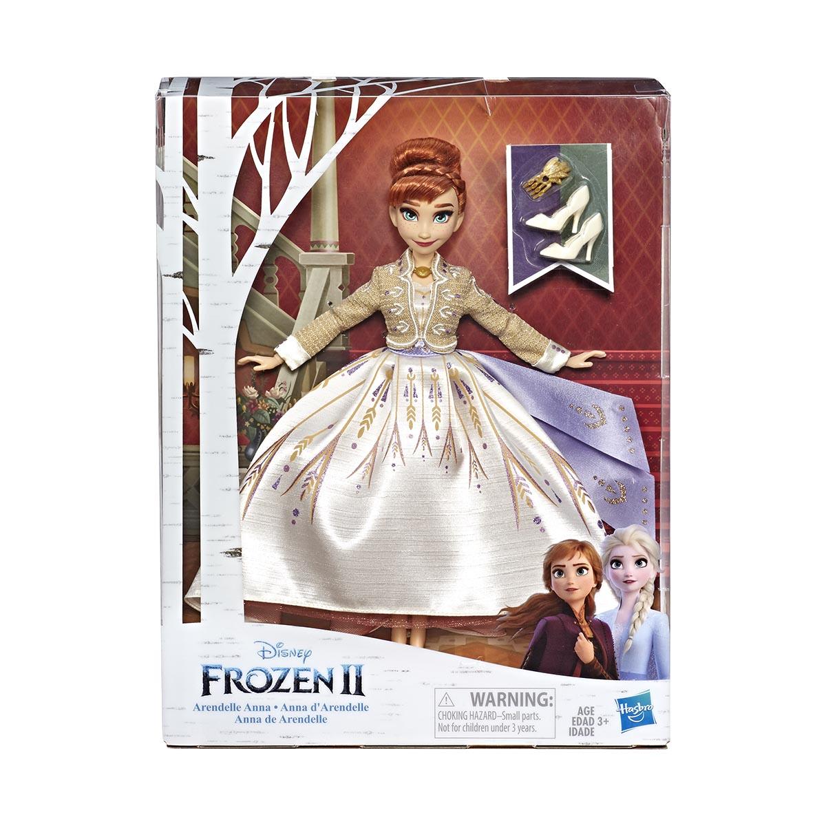 Papusa Anna Deluxe Fashion Disney Frozen 2