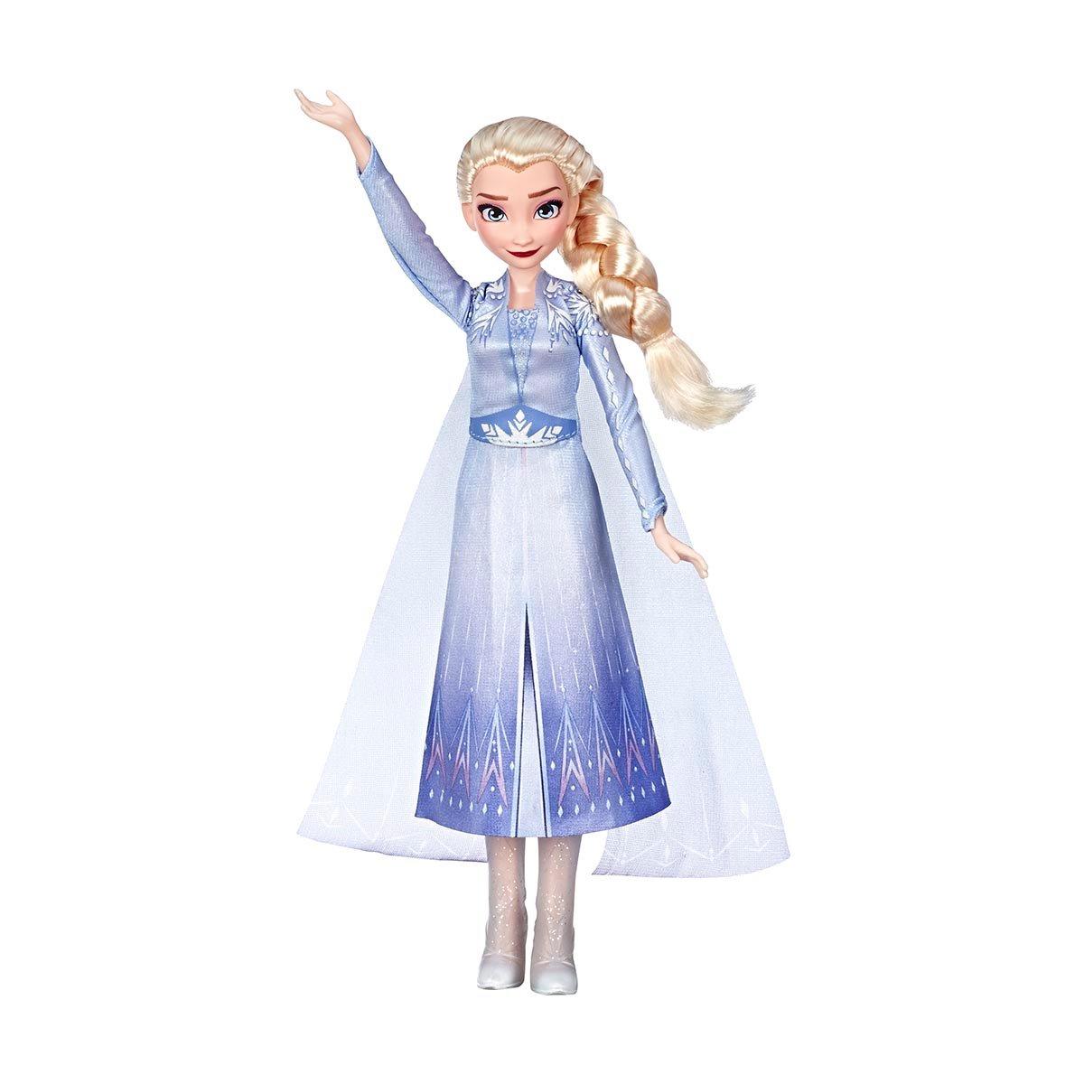 Papusa interactiva Elsa Disney Frozen 2