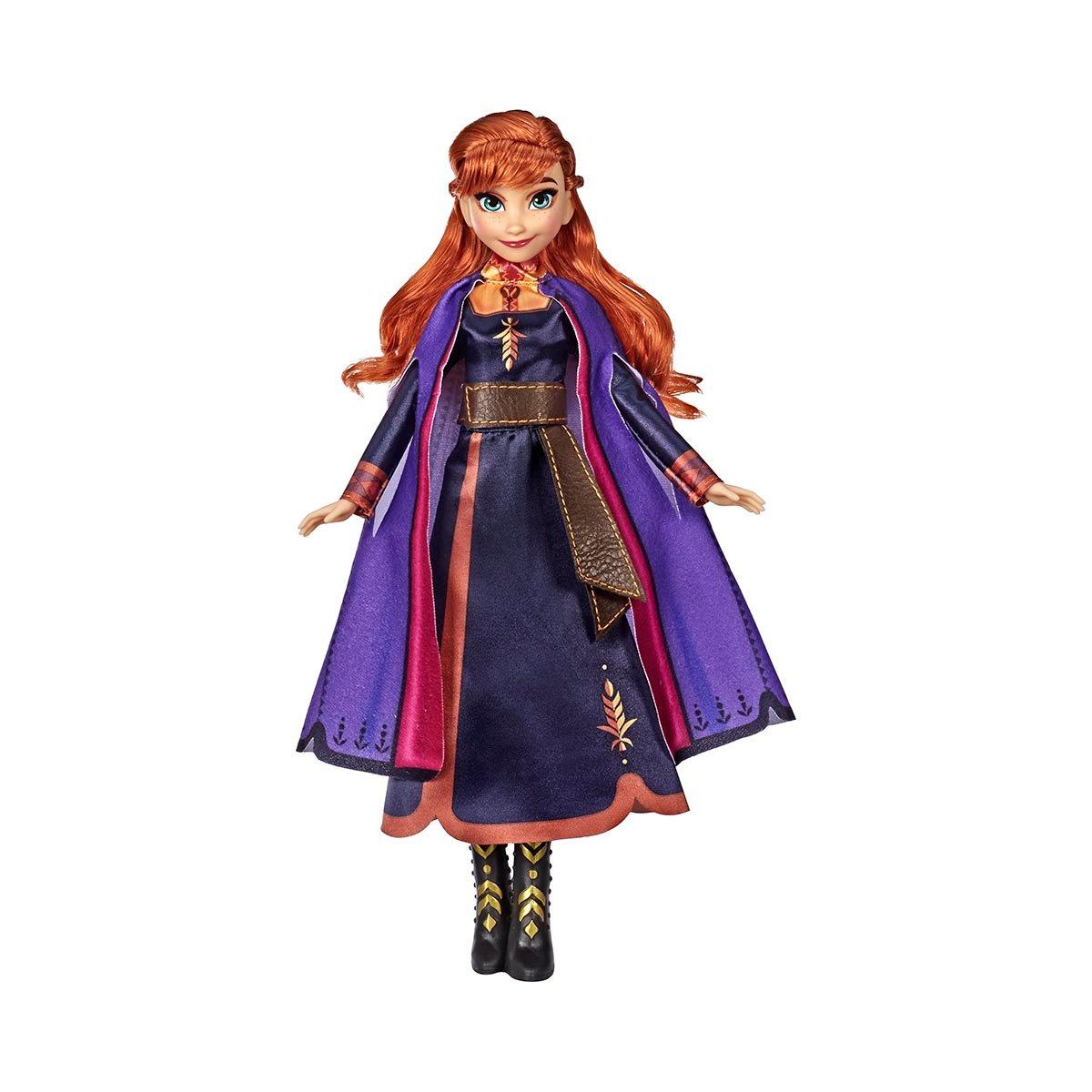 Papusa interactiva Anna Disney Frozen 2