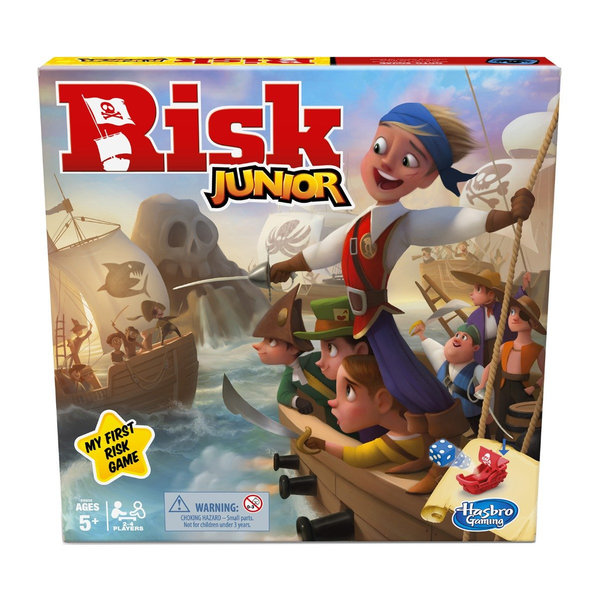 Joc de societate Hasbro, Risk Junior