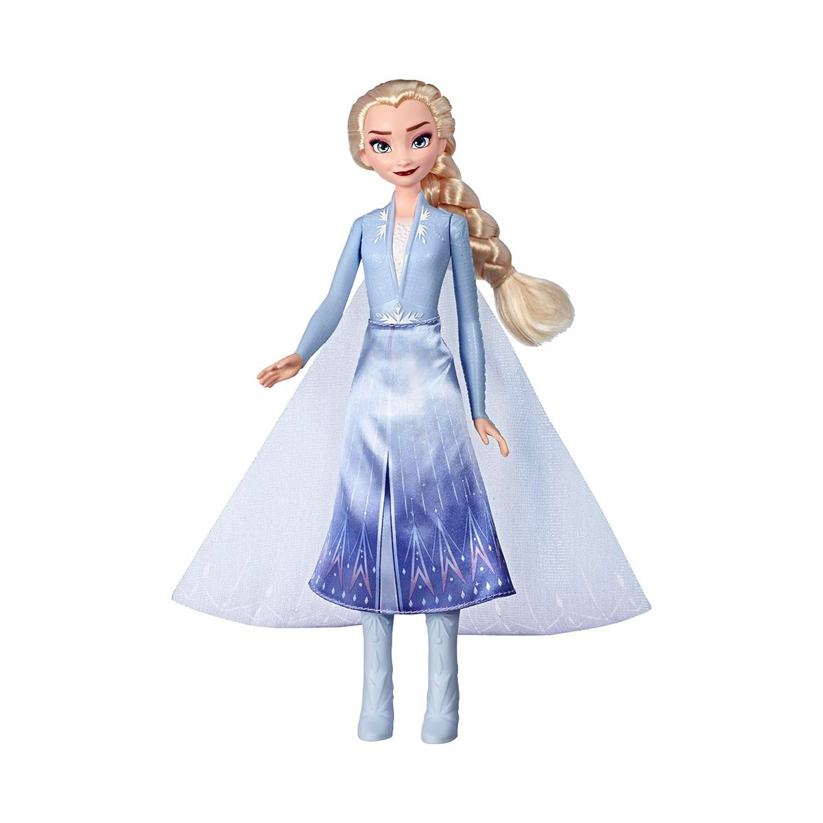 Papusa Care Lumineaza Elsa Disney Frozen 2