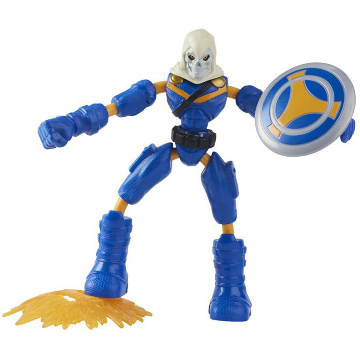 Figurina flexibila Avengers Bend and Flex, Taskmaster (F0970)