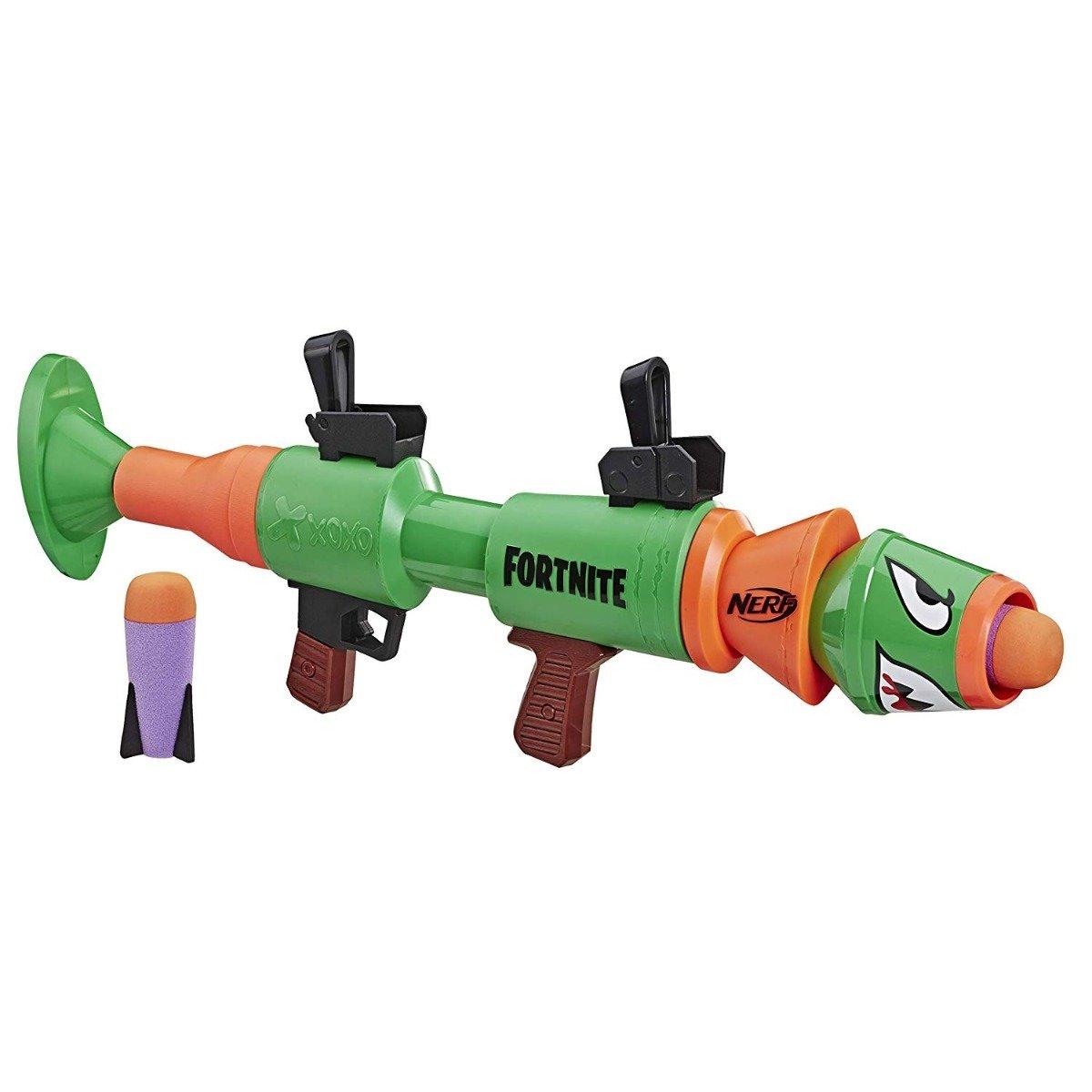 Blaster Nerf Fortnite Risky Reeler RL imagine