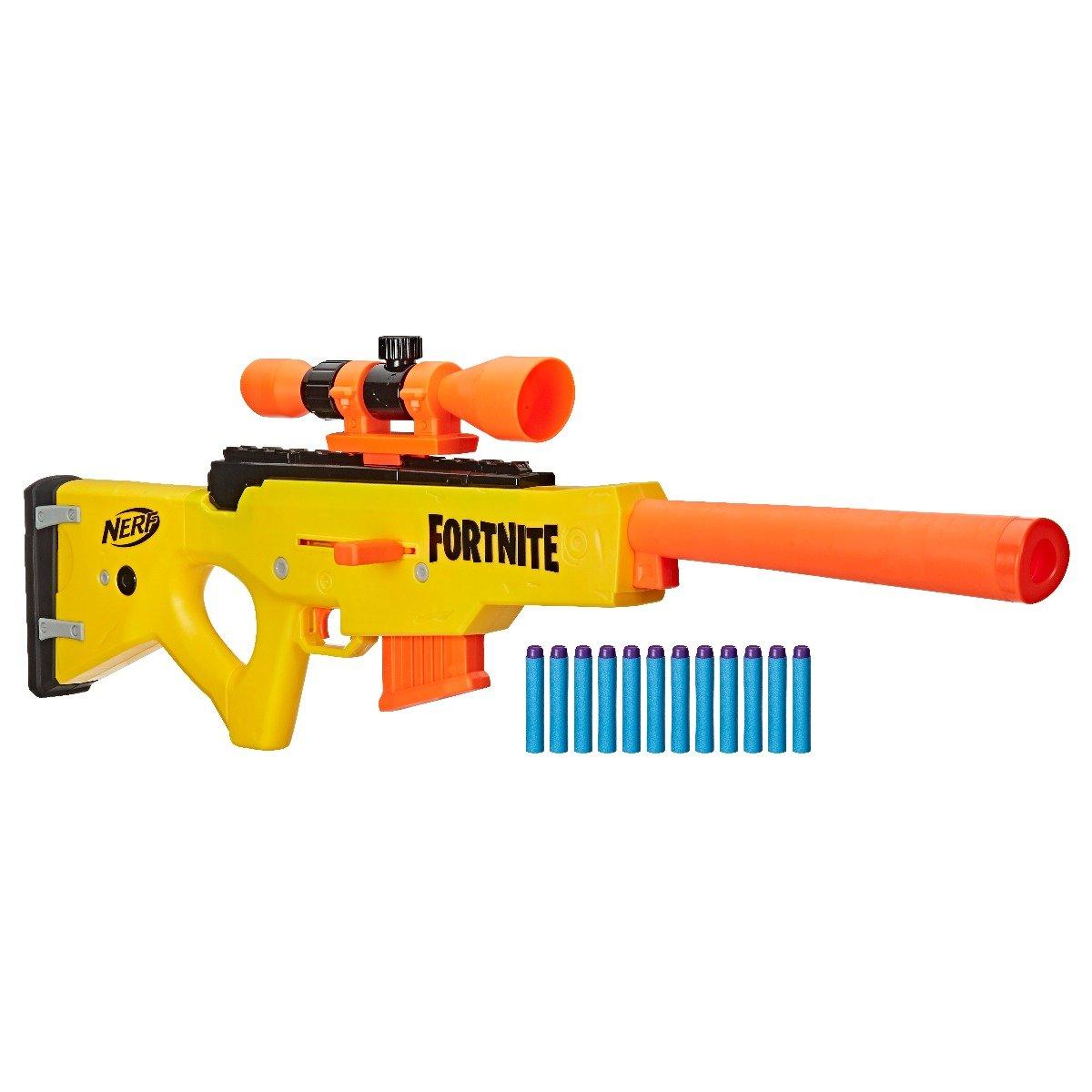 Blaster Nerf X Fornite BASR-L