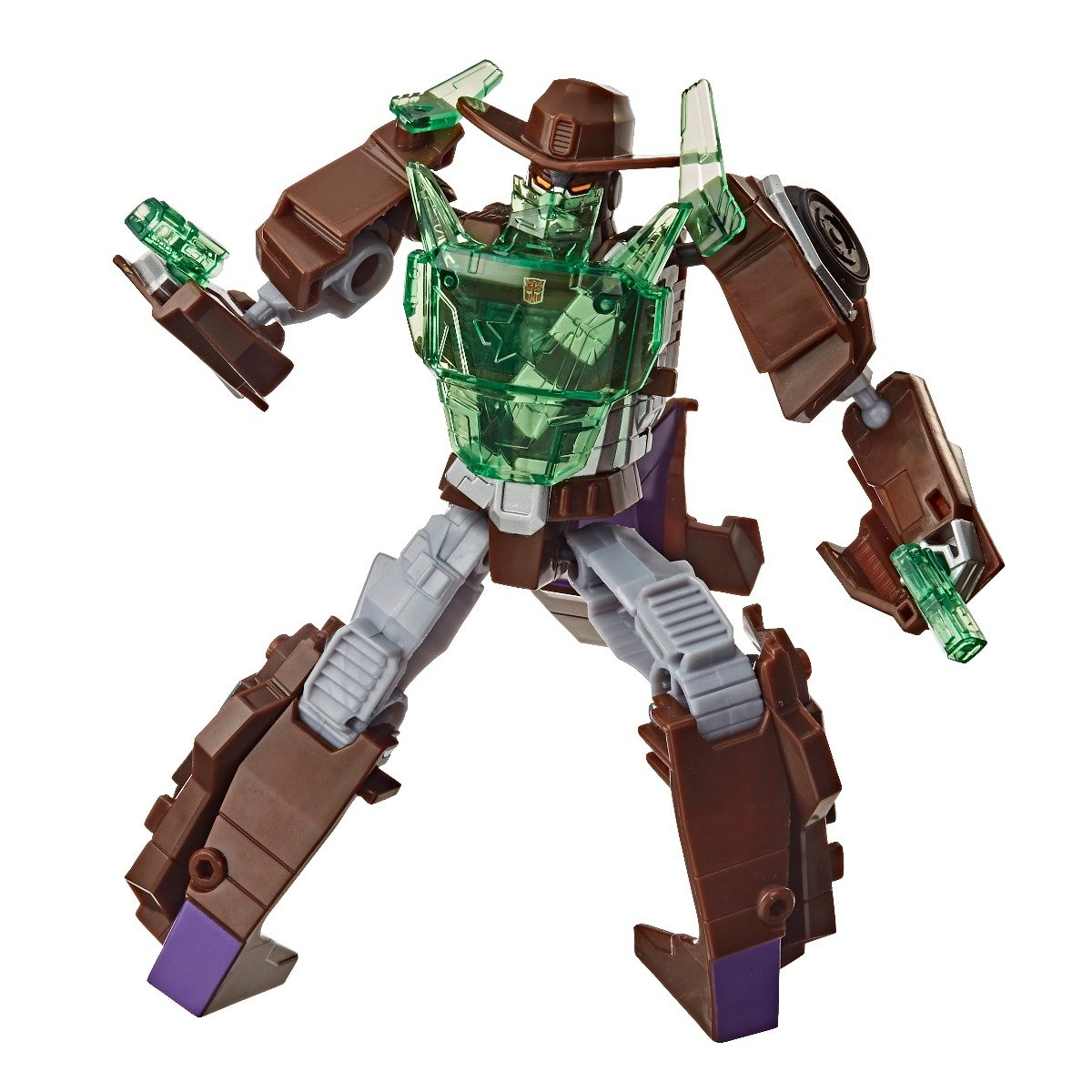 Figurina Transformers Cyberverse Adventures, Battle Call, Wildwheel, E8374