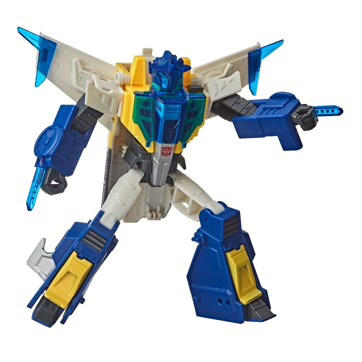 Figurina Transformers Cyberverse Adventures, Battle Call, Meteor Fire, E8375
