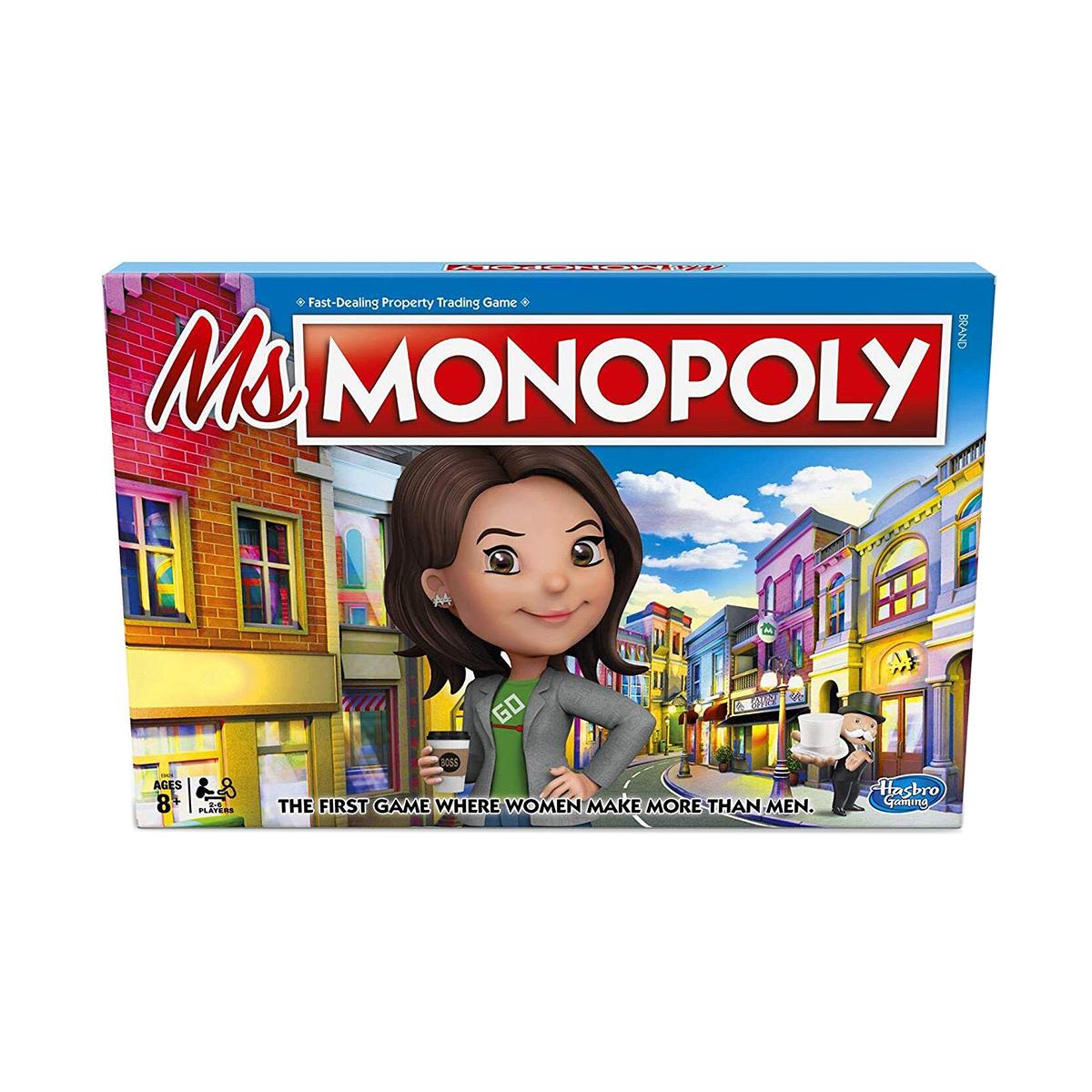 Joc de societate Monopoly, Ms. Monopoly