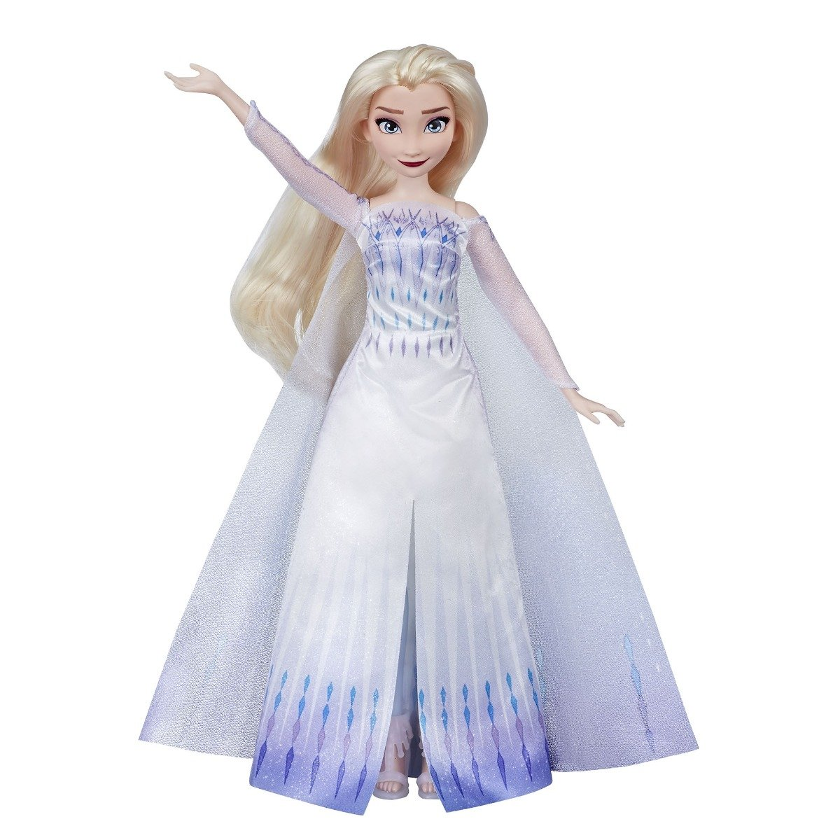 Papusa interactiva Elsa Musical Adventure Disney Frozen 2