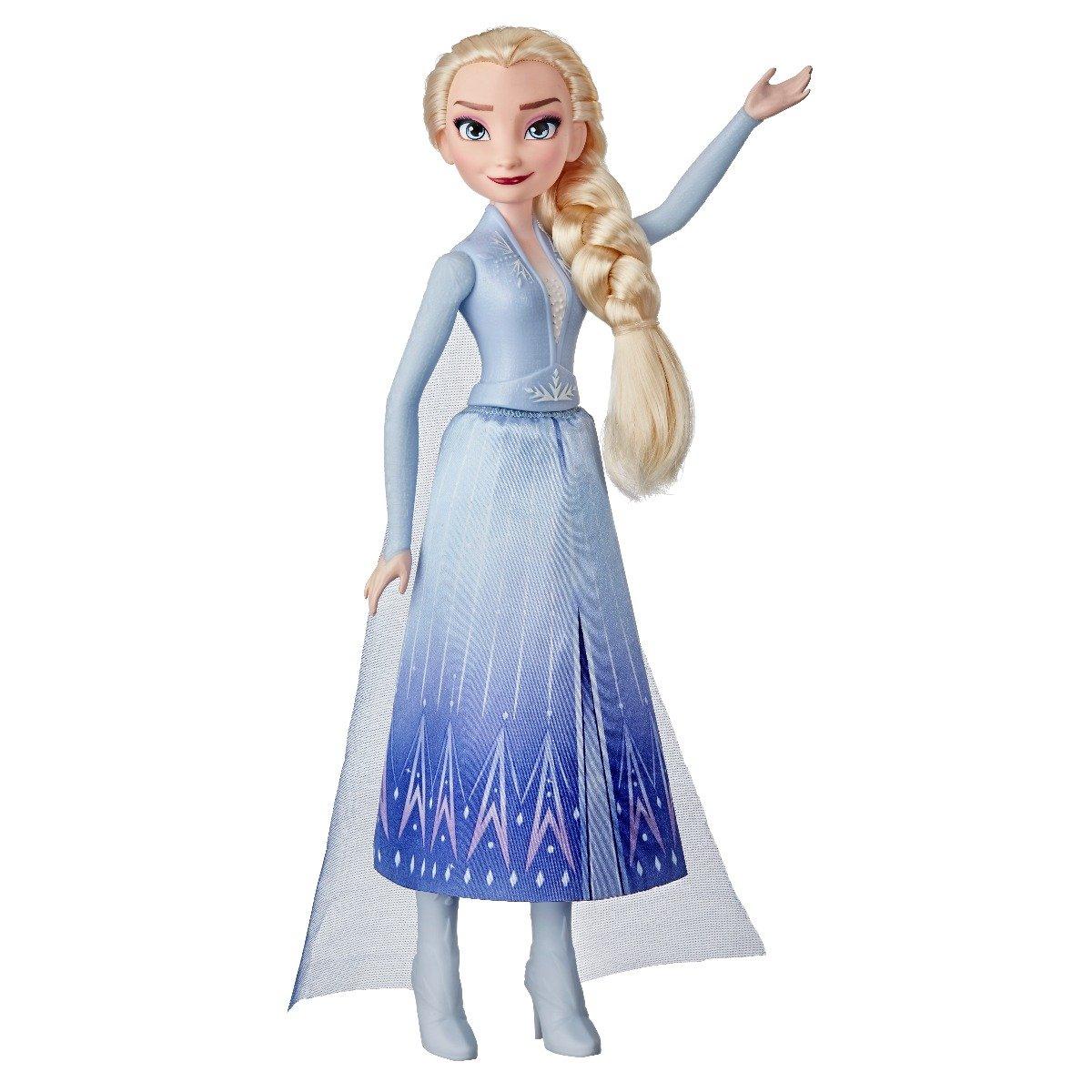 Papusa Disney Frozen 2, Elsa, 28 cm