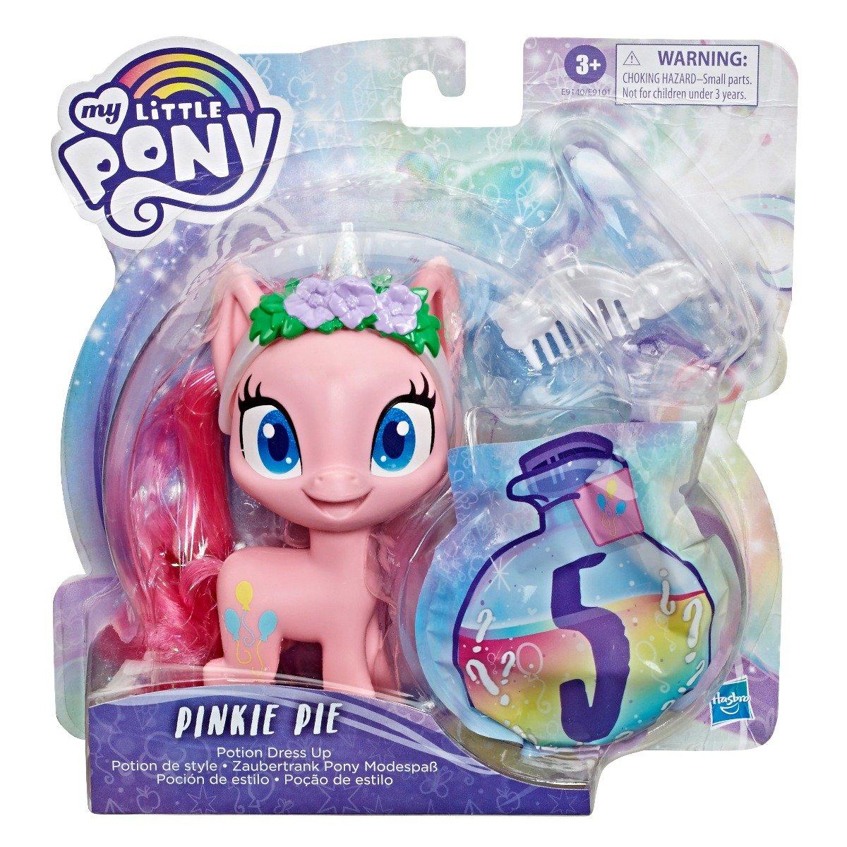 Figurina cu accesorii surpriza My Little Pony Potiunea Magica, Pinkie Pie E9140 imagine