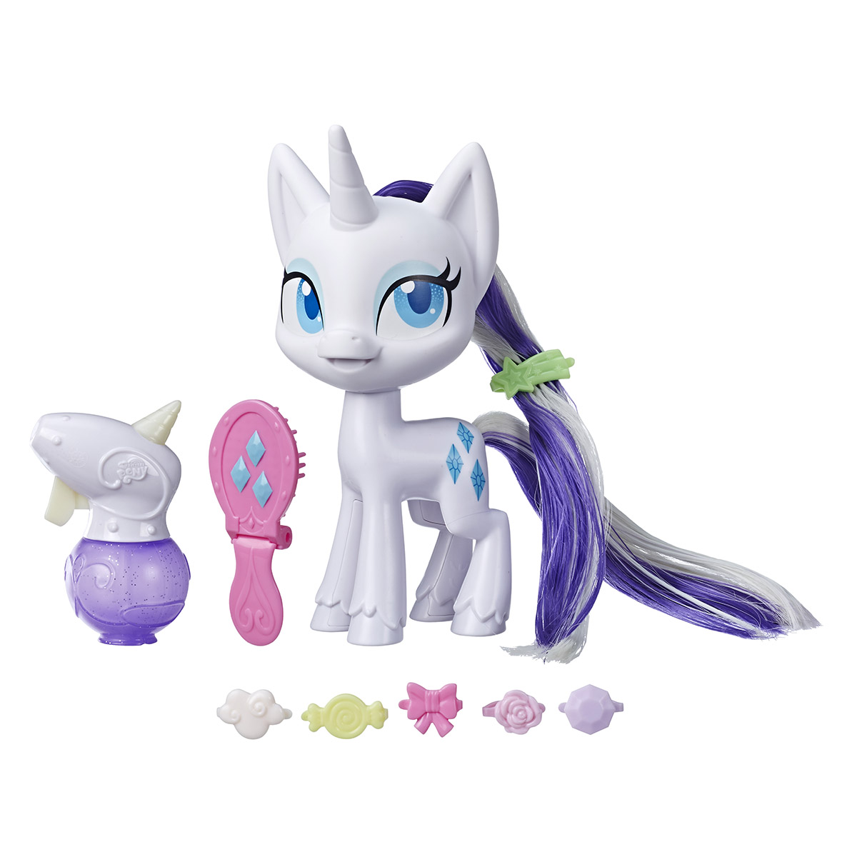 Set My Little Poney, Potiunea Magica, Stilul lui Rarity imagine 2021