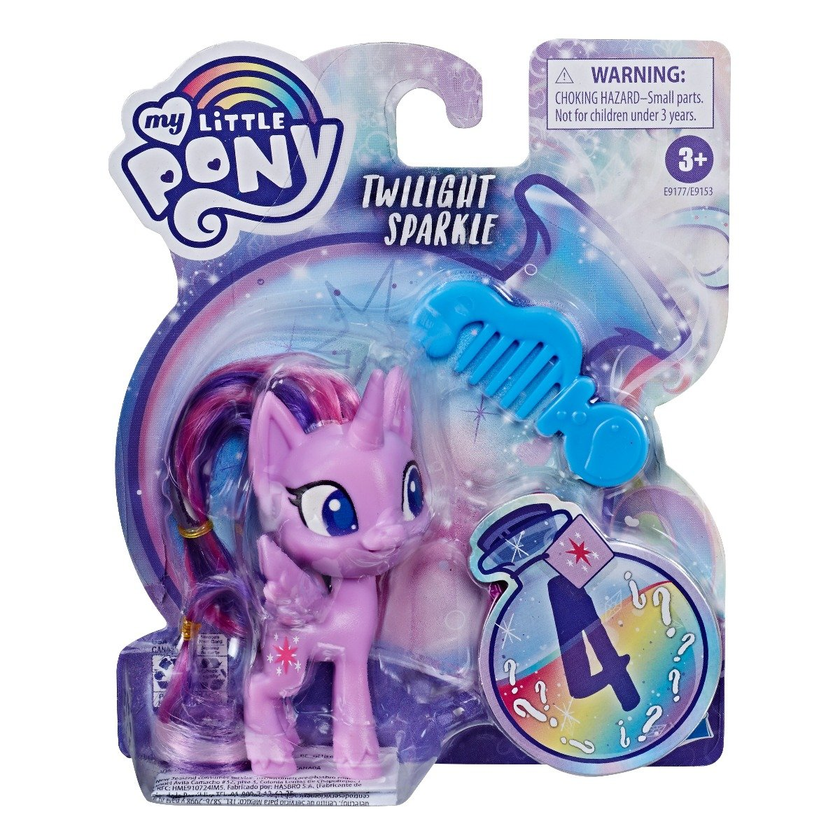 Figurina My Little Pony Potiunea Magica, Twilight Sparkle, E9177