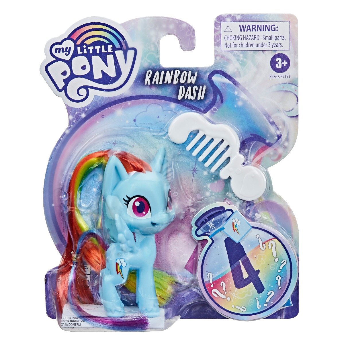 Figurina My Little Pony Potiunea Magica, Rainbow Dash, E9762