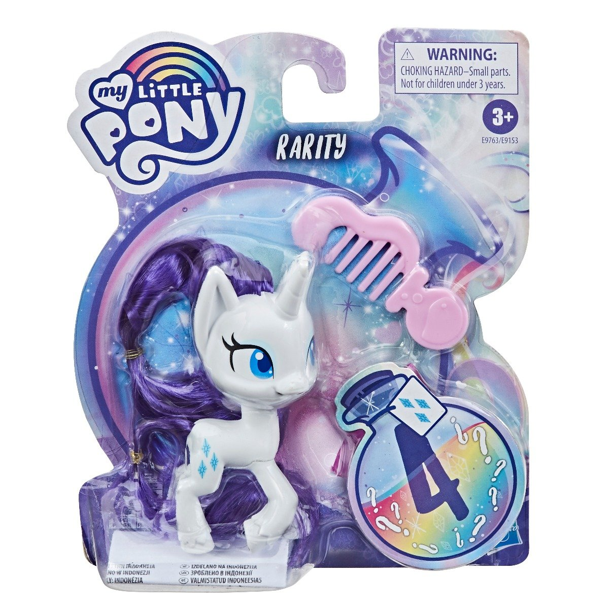 Figurina My Little Pony Potiunea Magica, Rarity, E9763