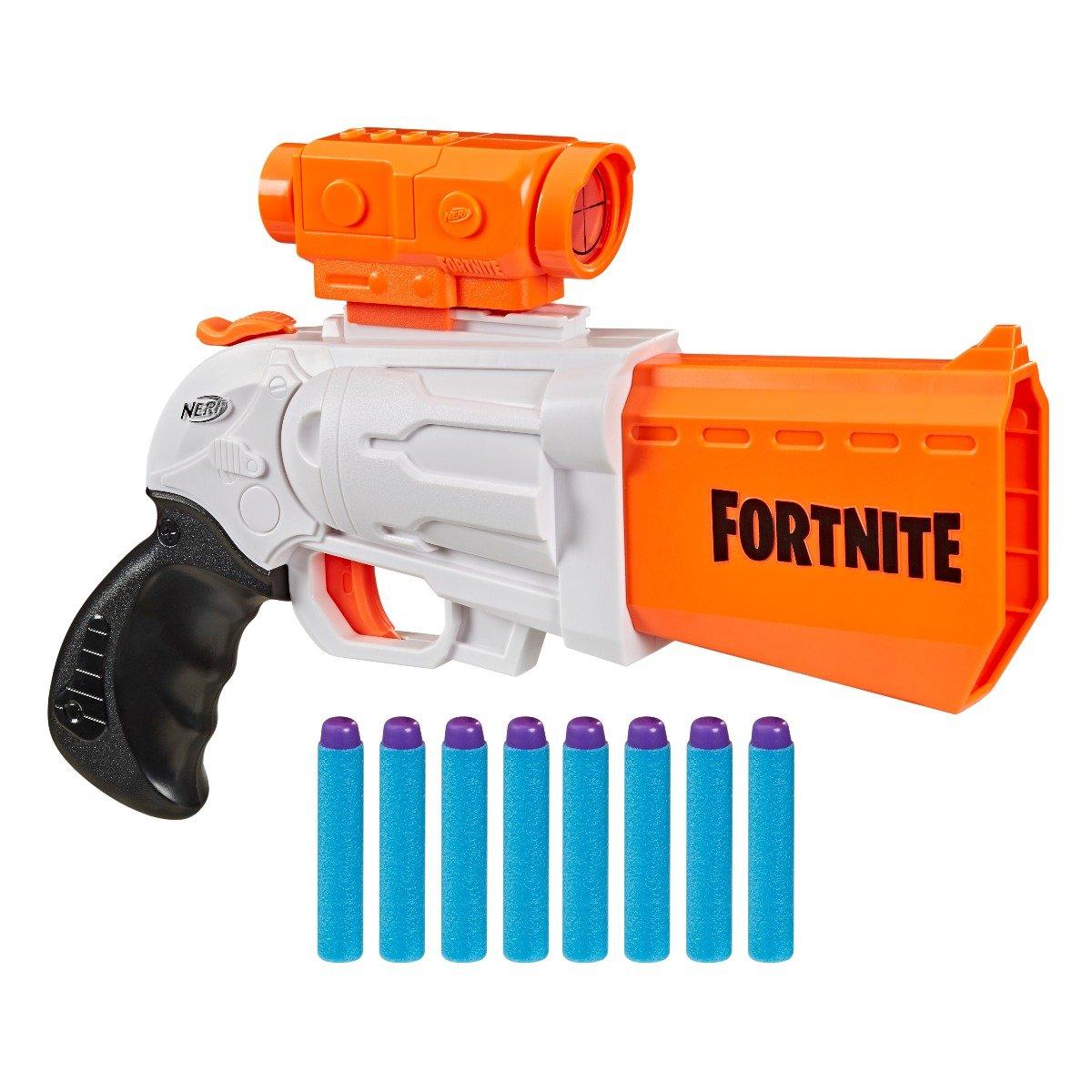 Blaster Nerf X Fornite SR