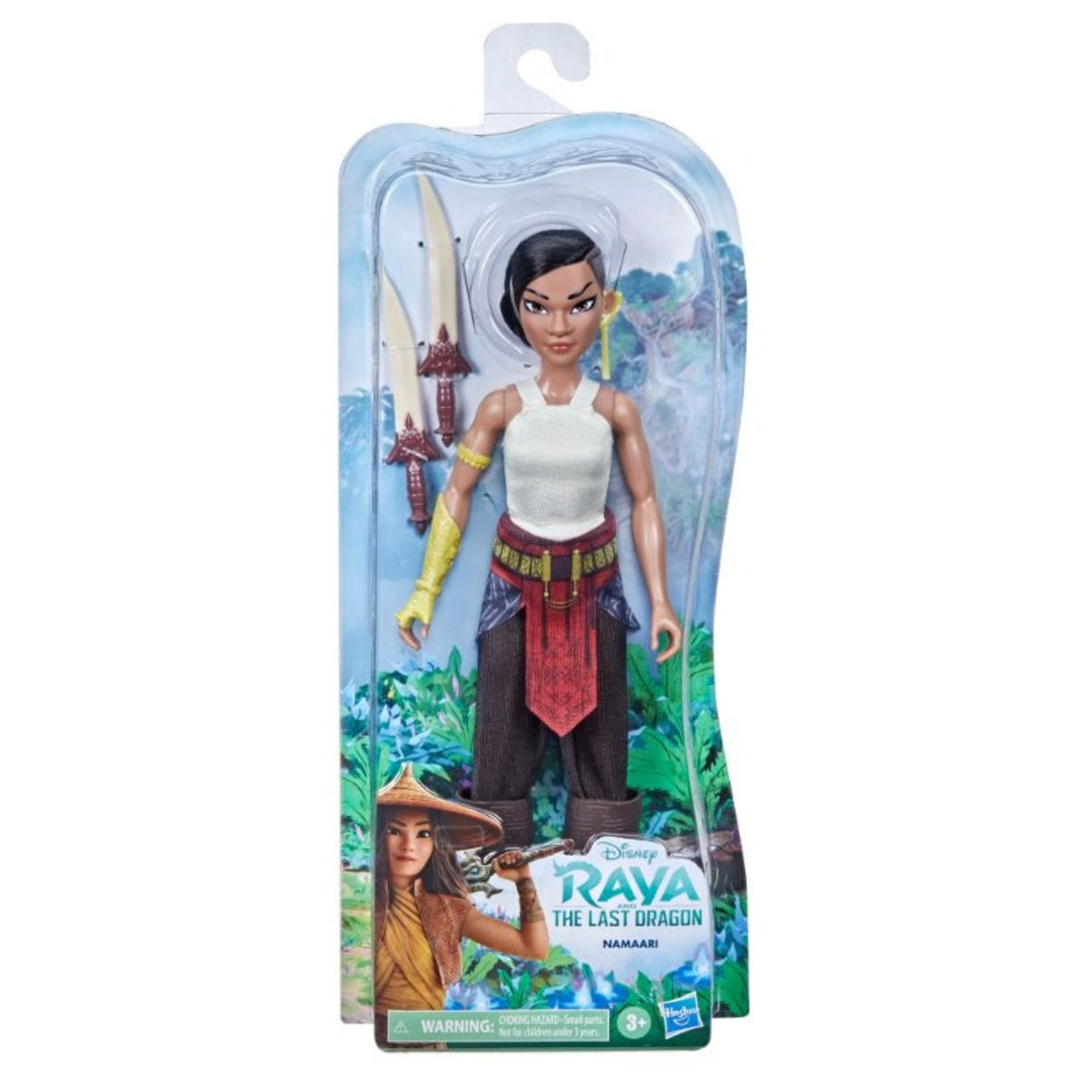 Papusa Disney Raya and the Last Dragon, Namaari, E9570