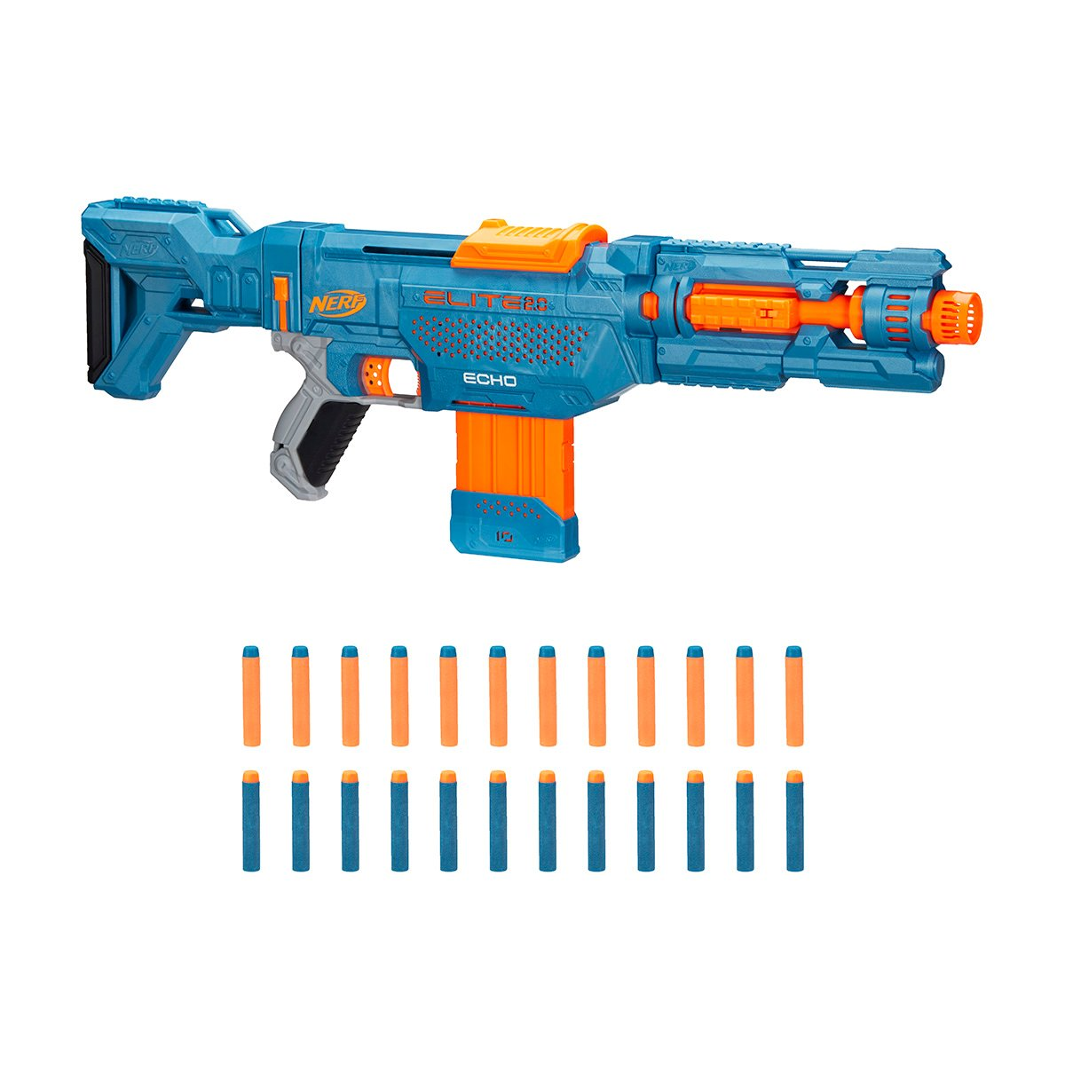 Blaster Nerf Elite 2.0 Echo CS-10
