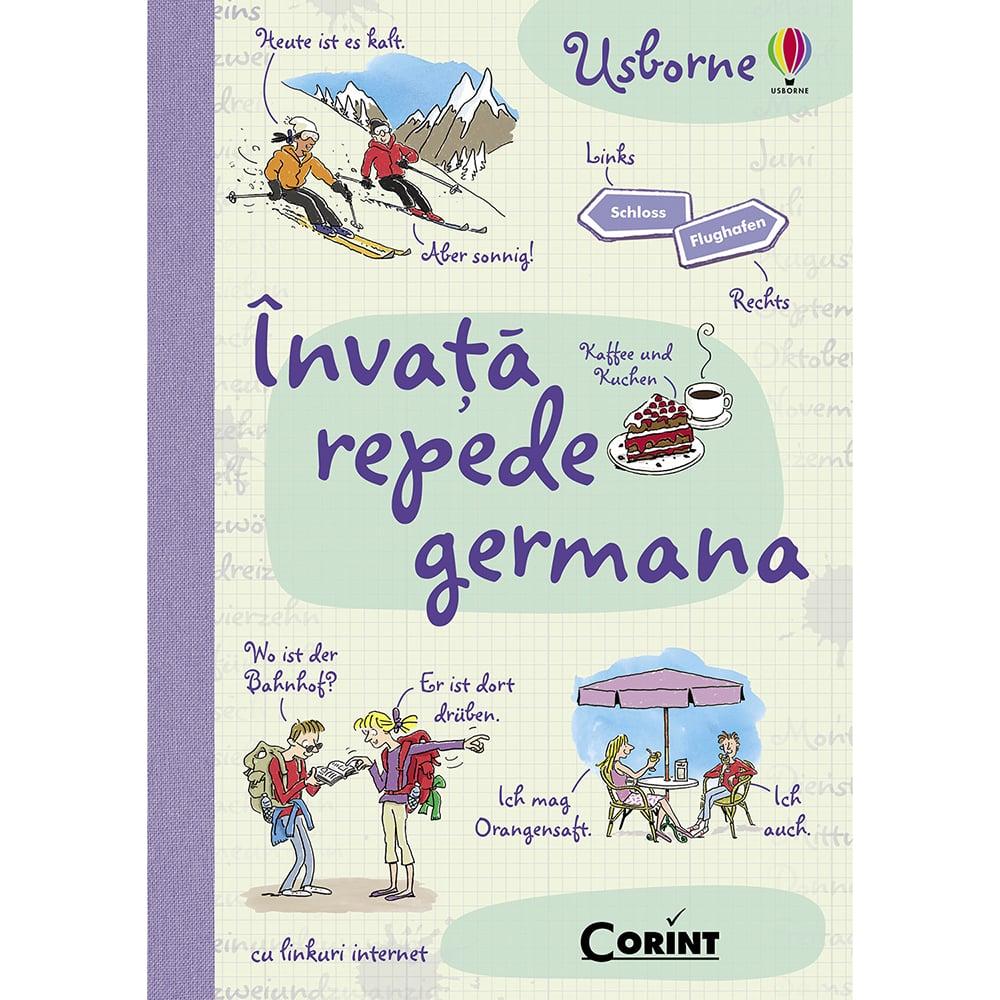 Carte Editura Corint, Invata repede germana