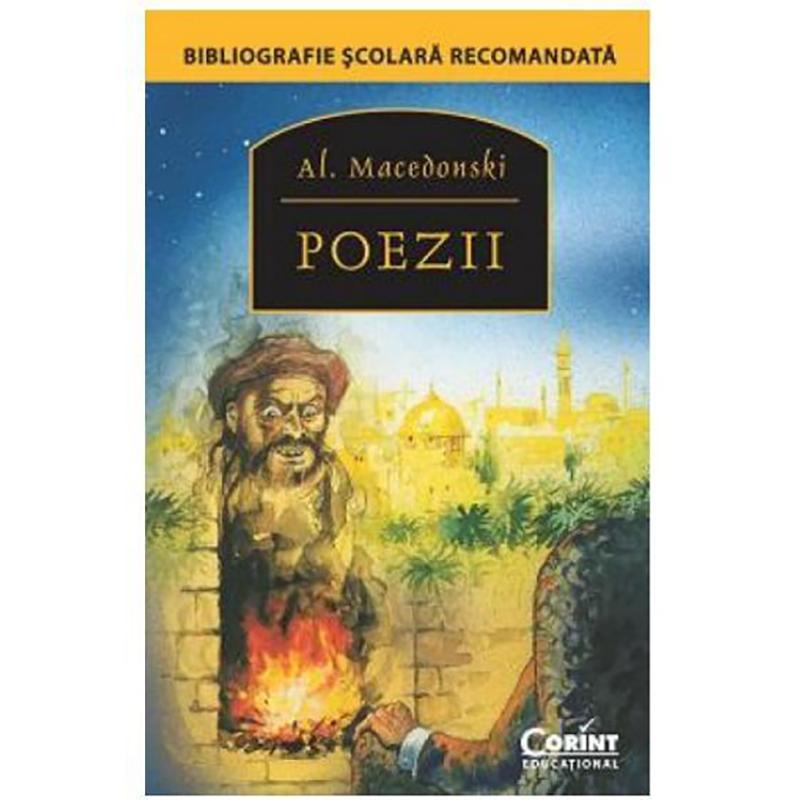 Carte Editura Corint, Poezii, Al. Macedonski