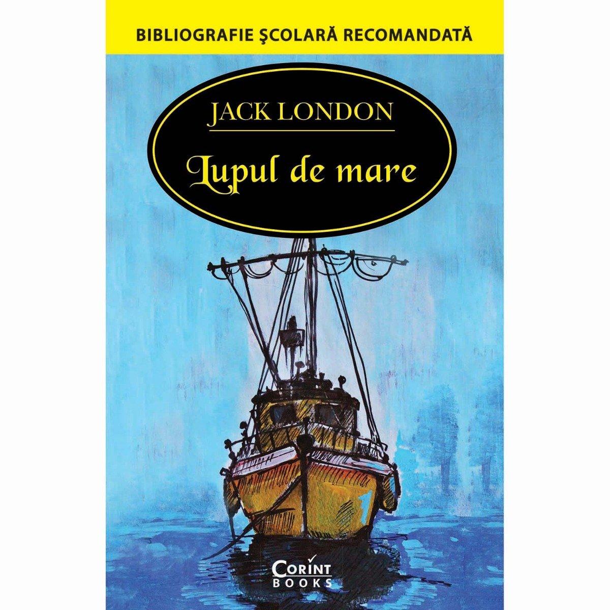 Carte Editura Corint, Lupul de mare, Jack London
