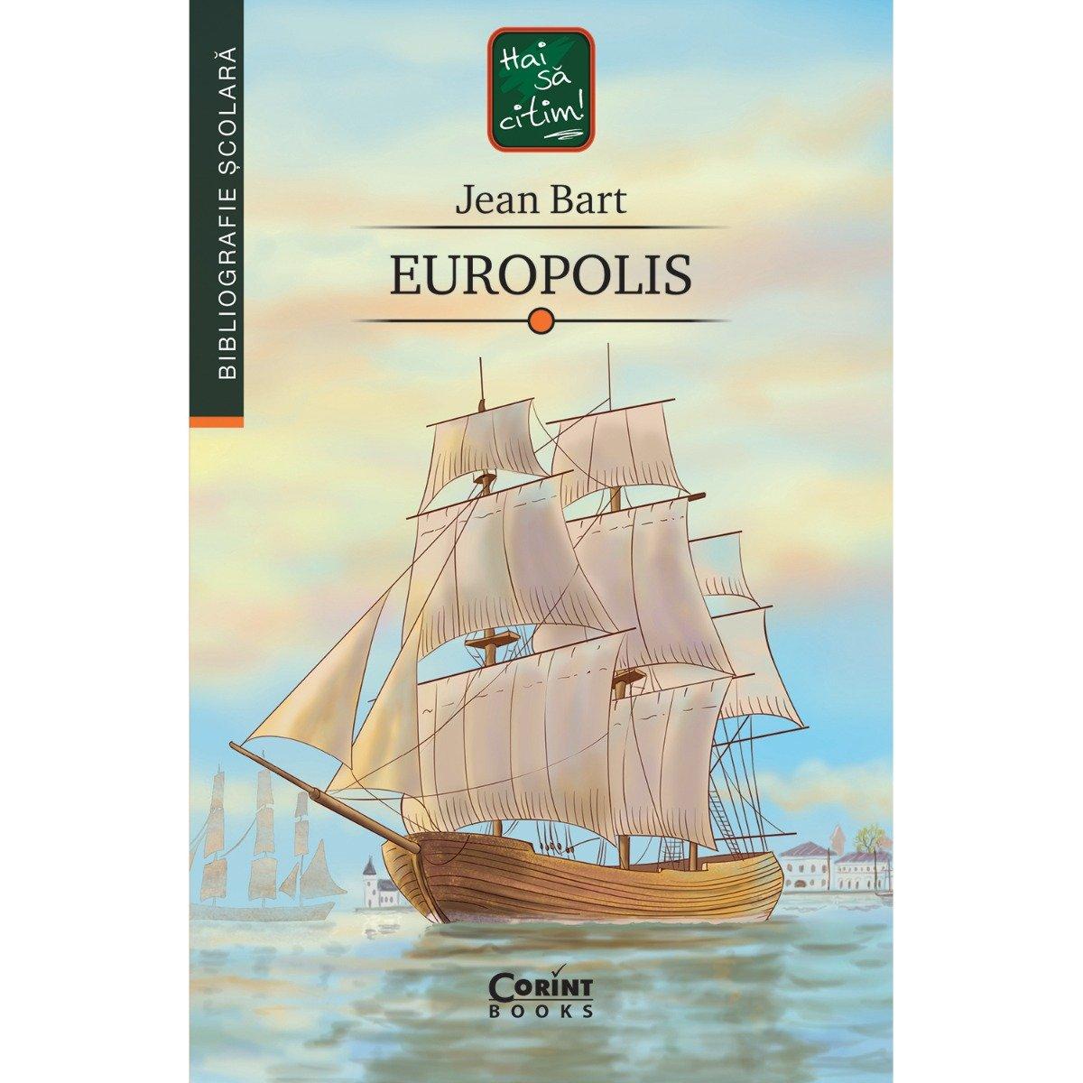 Carte Editura Corint, Europolis, Jean Bart