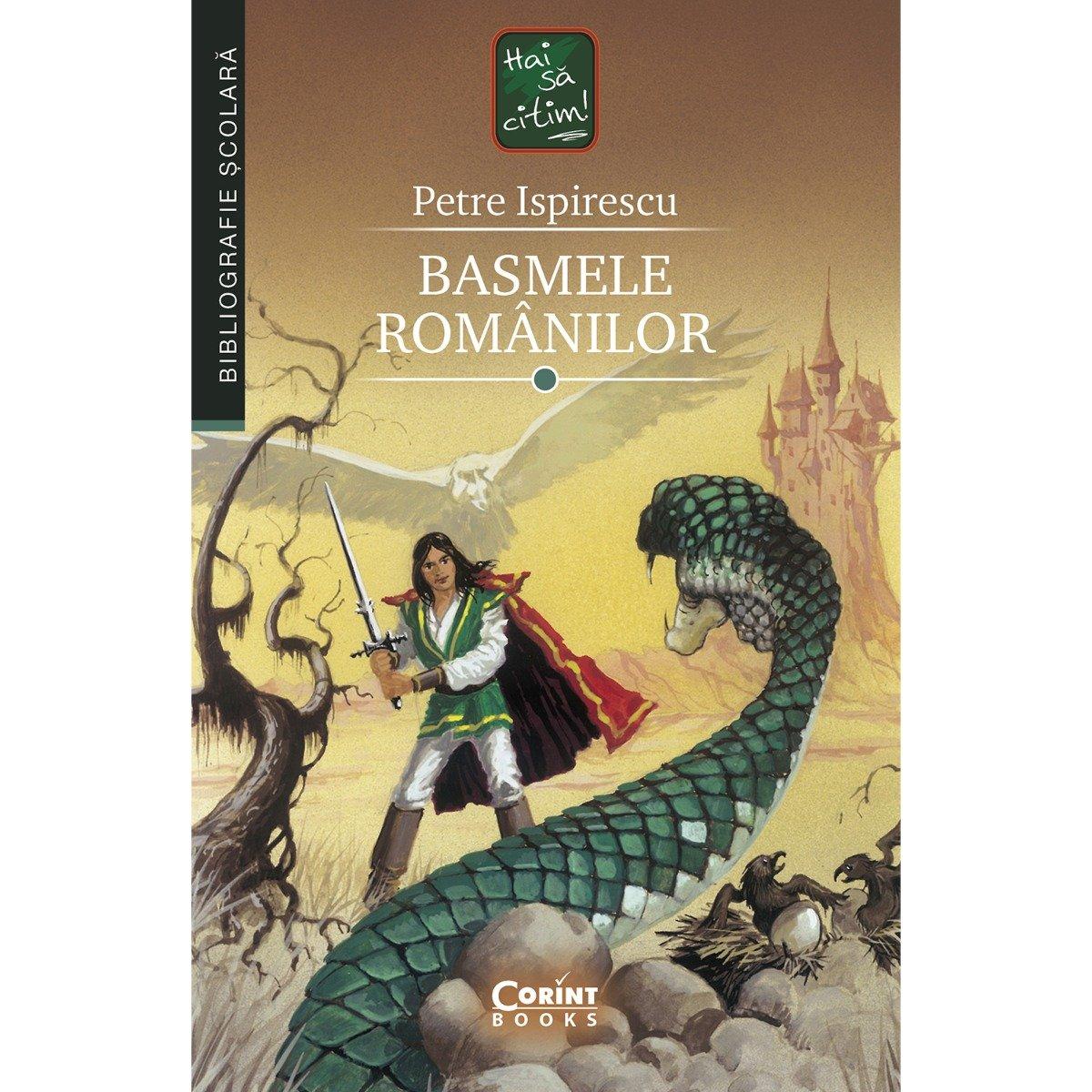 Basmele romanilor, Petre Ispirescu