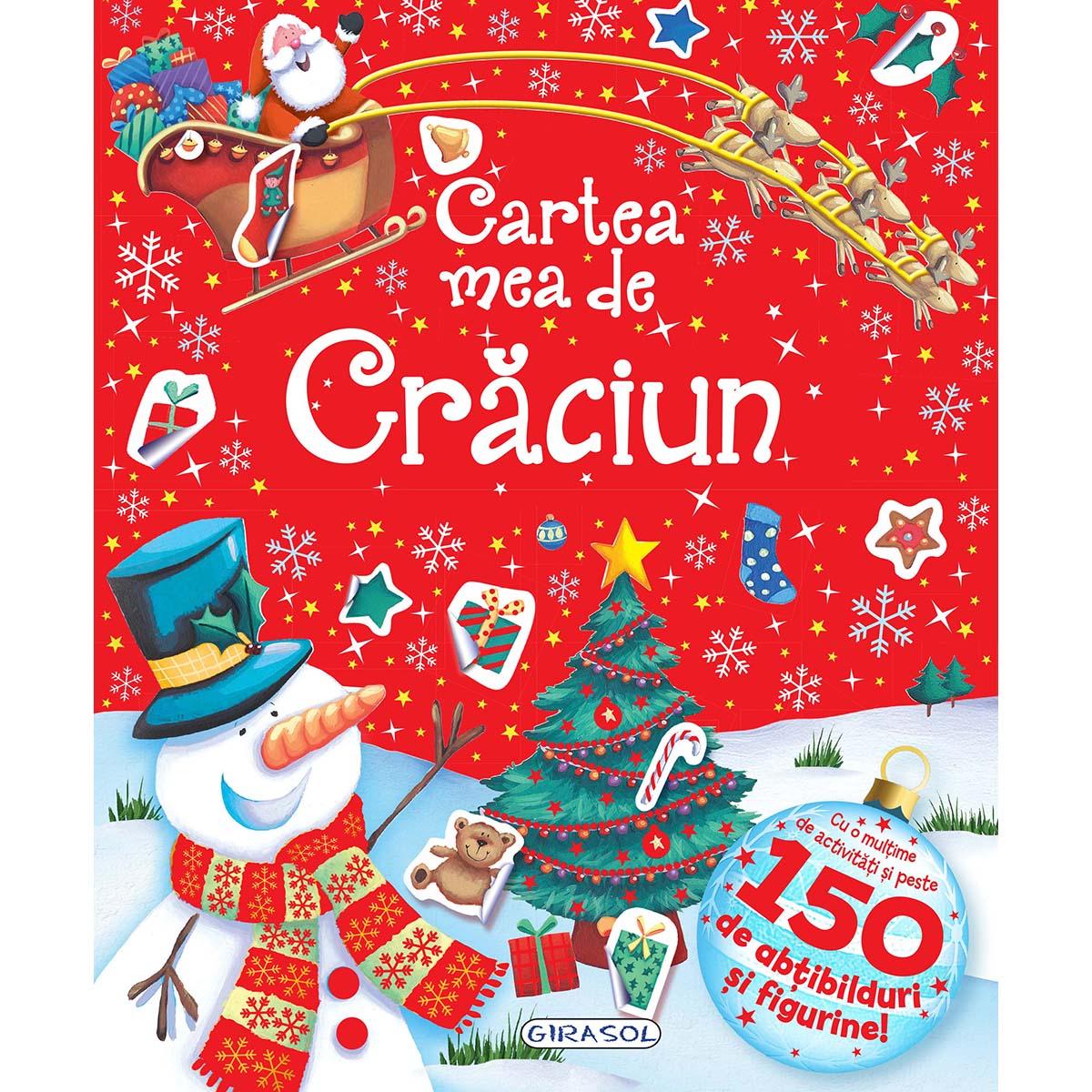 Editura Girasol, Cartea mea de Craciun, Editia II