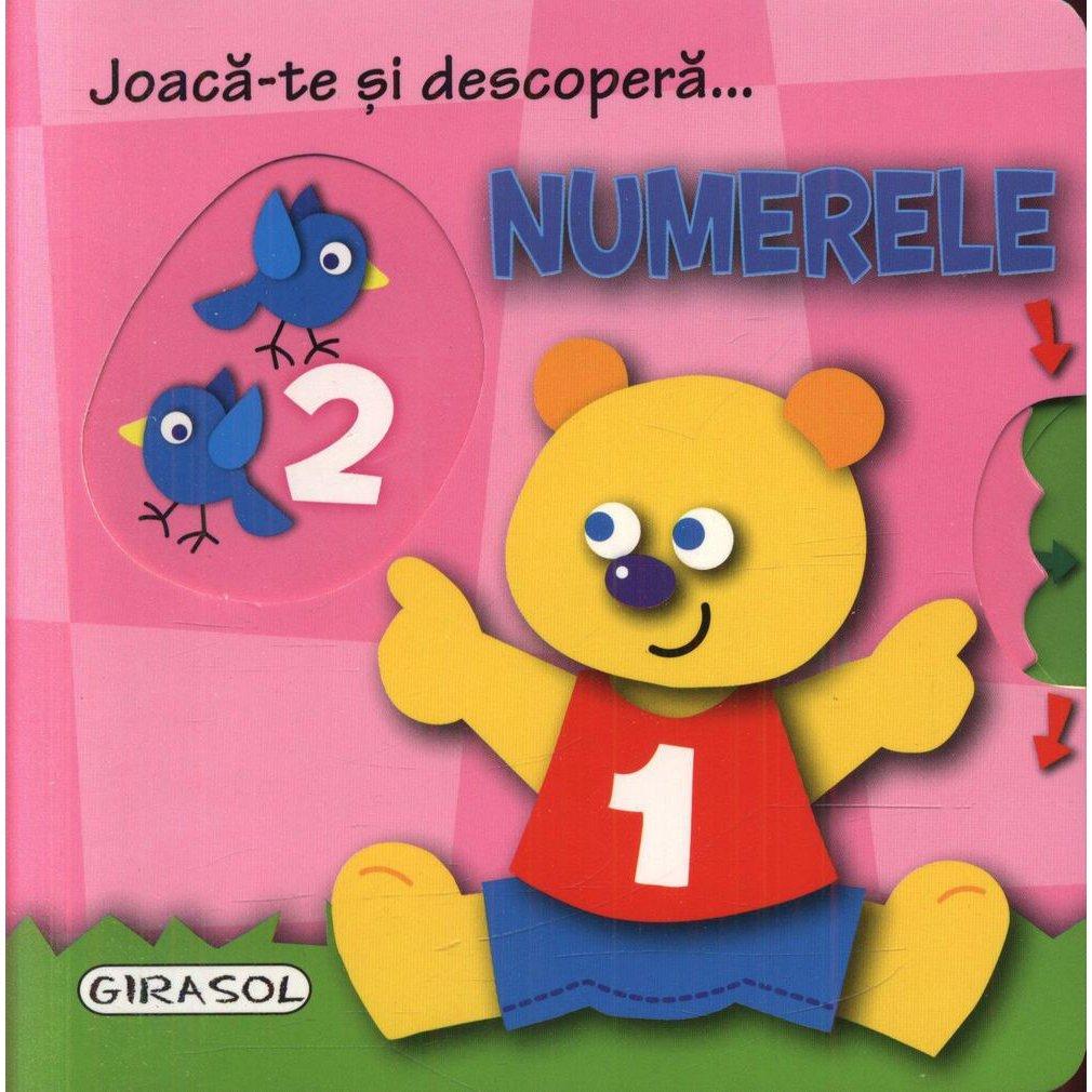 Girasol - Joaca-te si descopera? Numerele