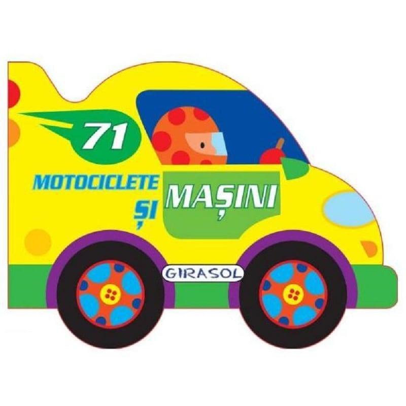 Carte Girasol - Vehicule cu motor - Motociclete si masini