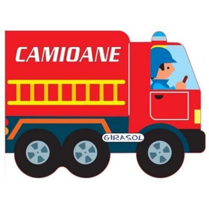 Carte Girasol - Vehicule cu motor - Camioane