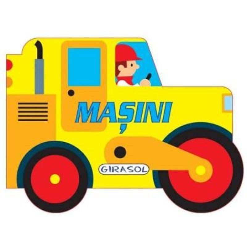 Carte Girasol - Vehicule cu motor - Masini