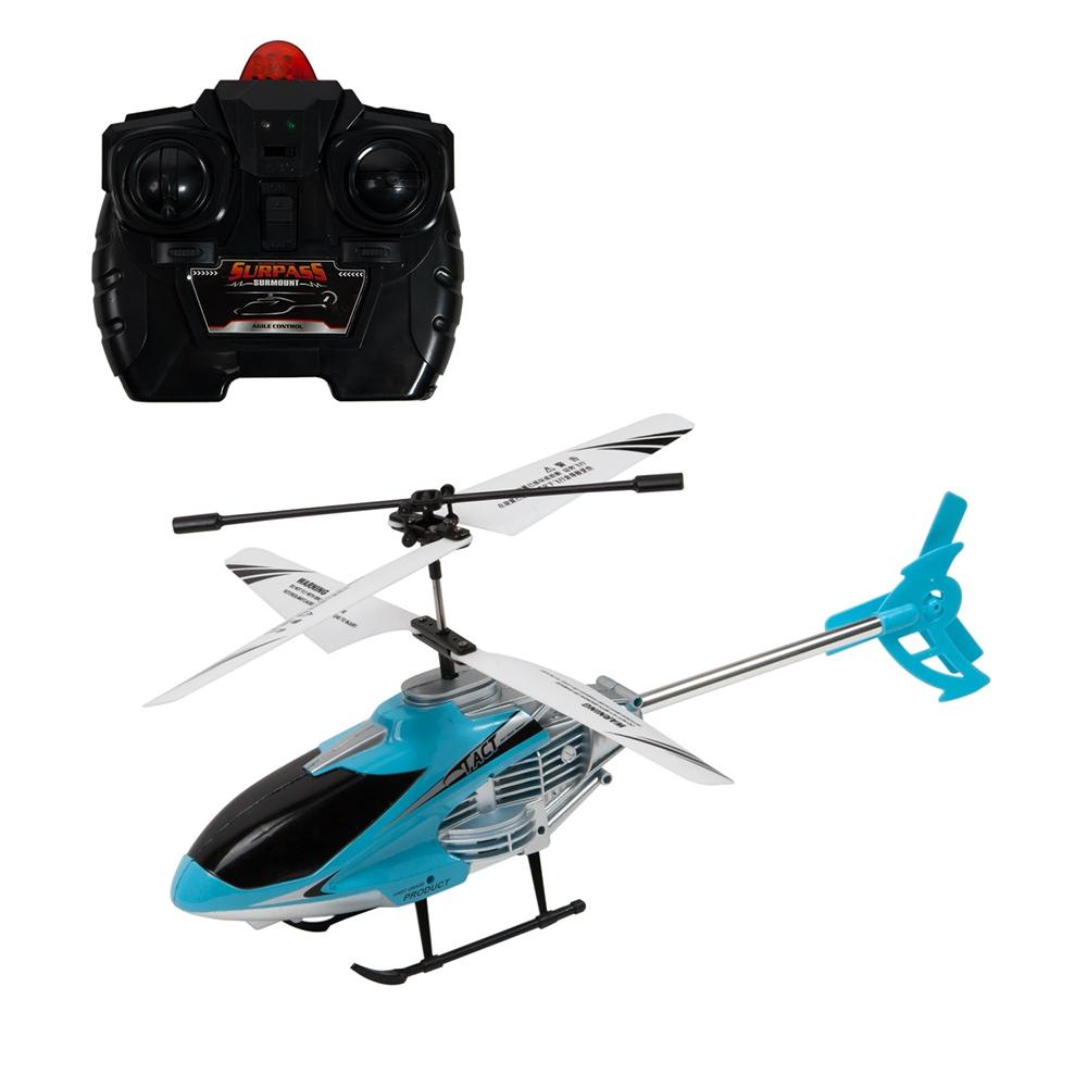 elicopter 3d cu telecomanda cool machines noriel, bleu
