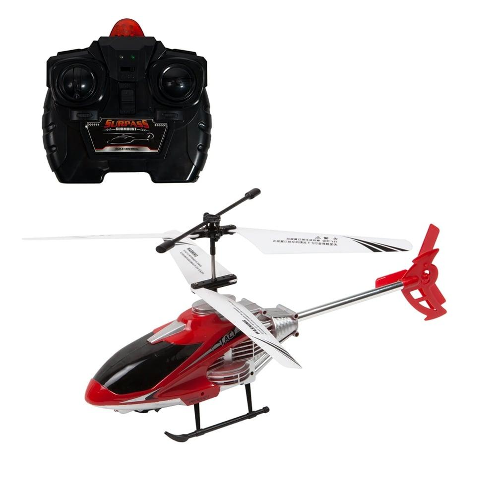 elicopter 3d cu telecomanda cool machines noriel, rosu