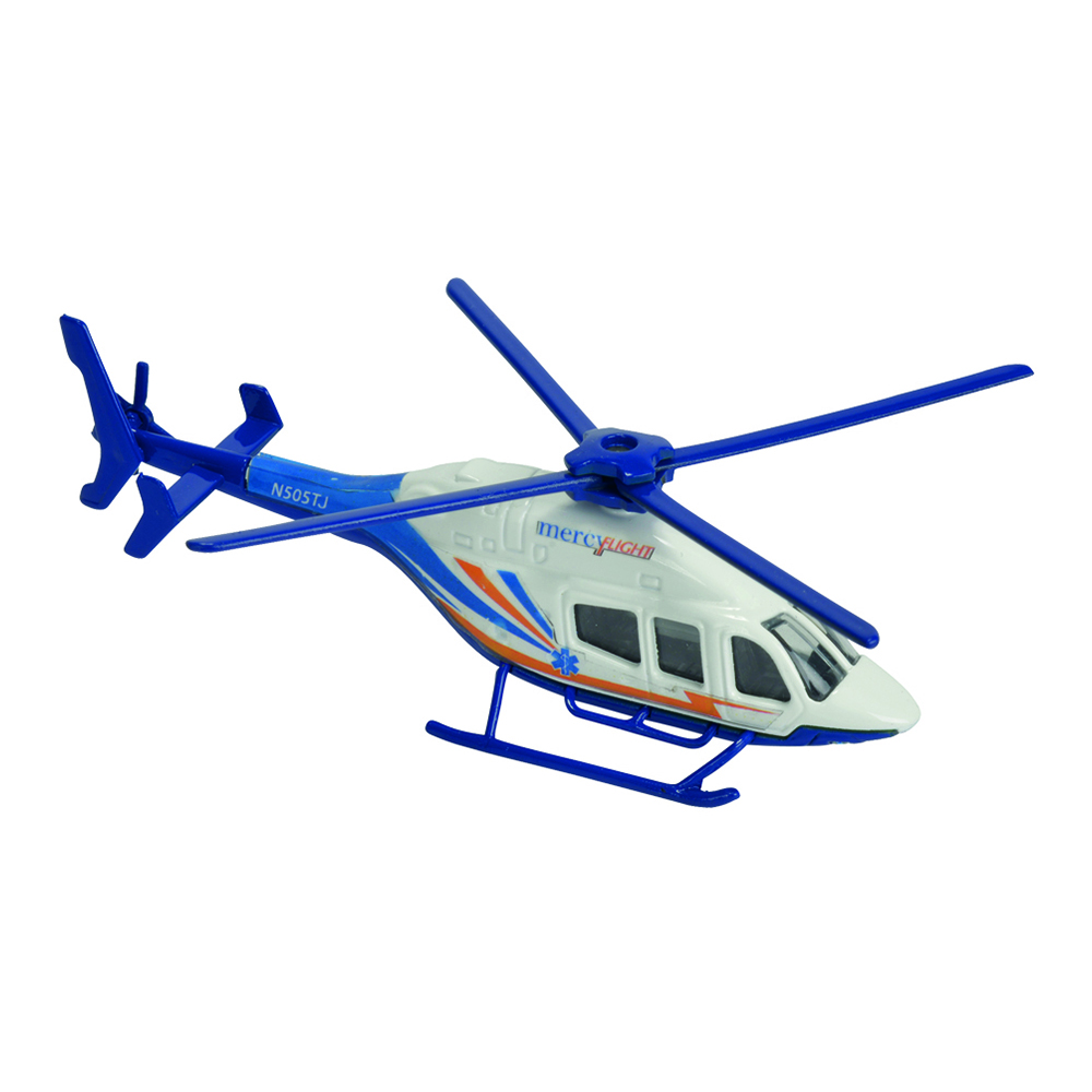 Elicopter Mercy Flight Majorette 13 cm