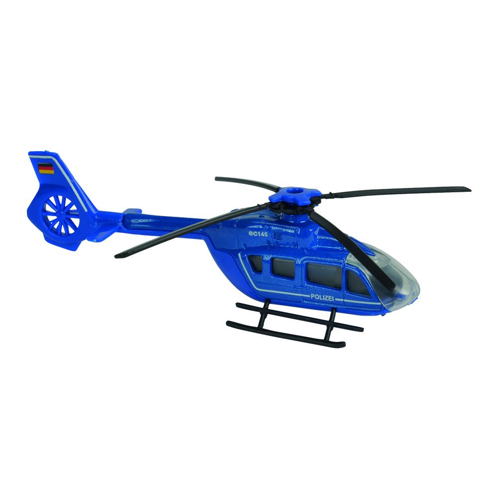 Elicopter Polizei Majorette 13 cm