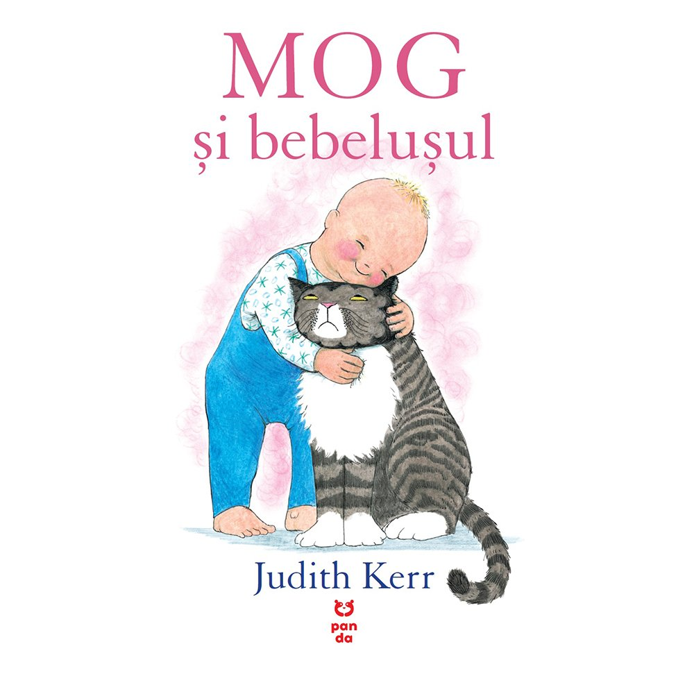 Mog si bebelusul, Judith Kerr