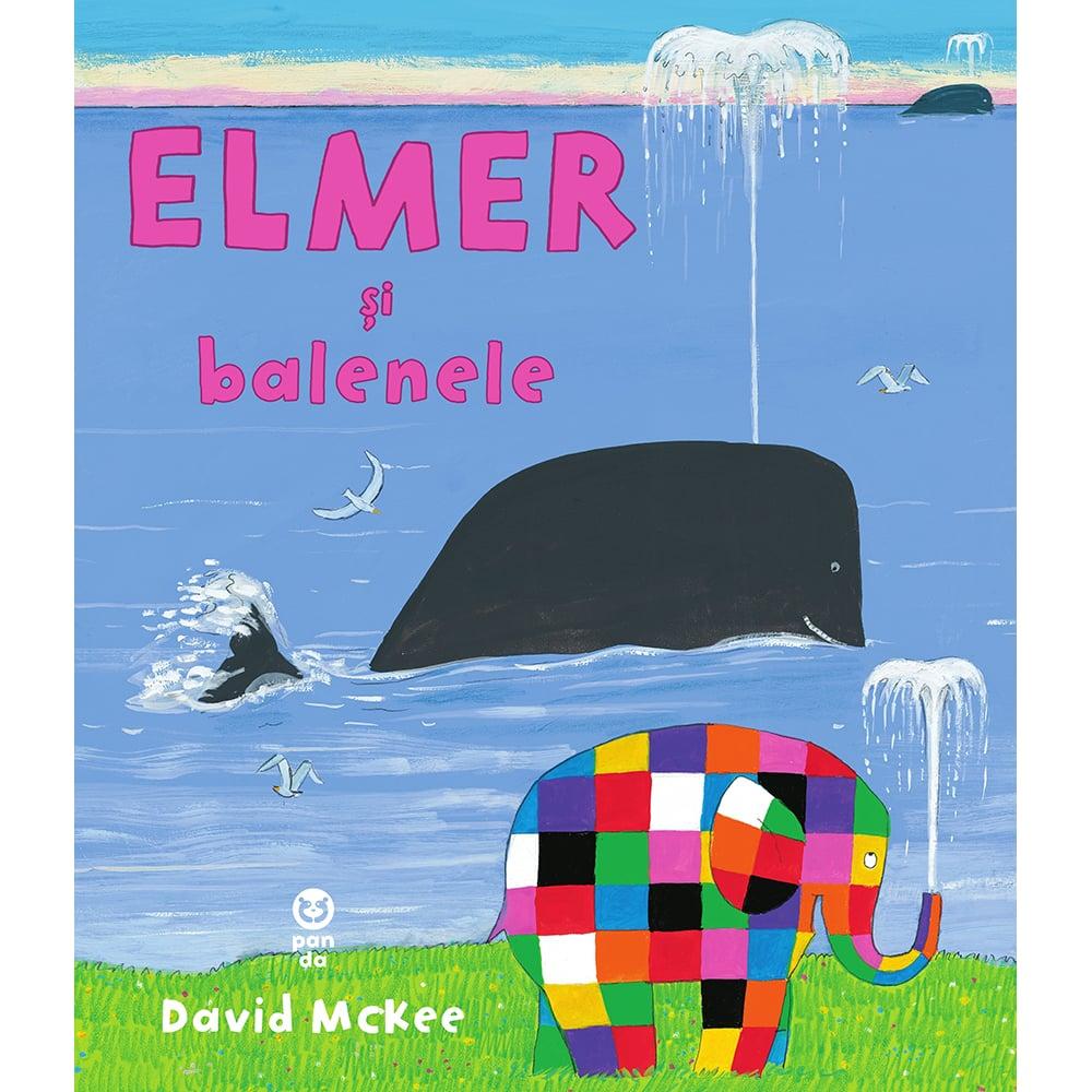 Elmer si balenele, David Mckee