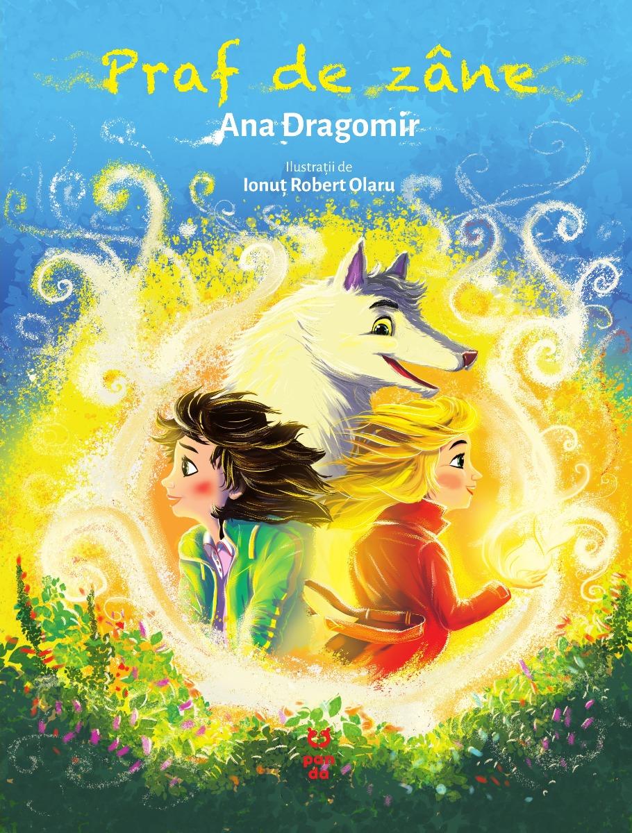 Praf de zane, Ana Dragomir