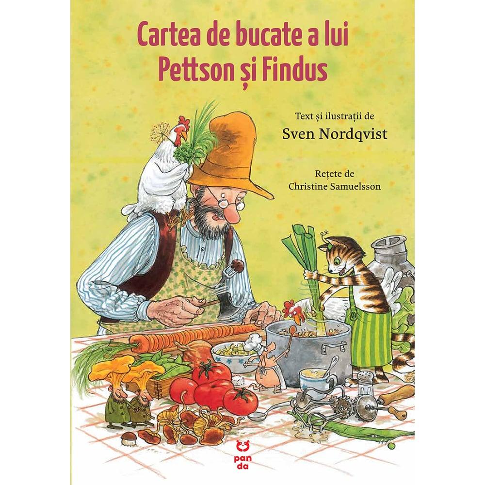 Cartea de bucate a lui Pettson si Findus, Sven Nordqvist