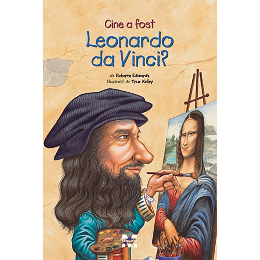 Cine a fost Leonardo Da Vinci, Roberta Edwards