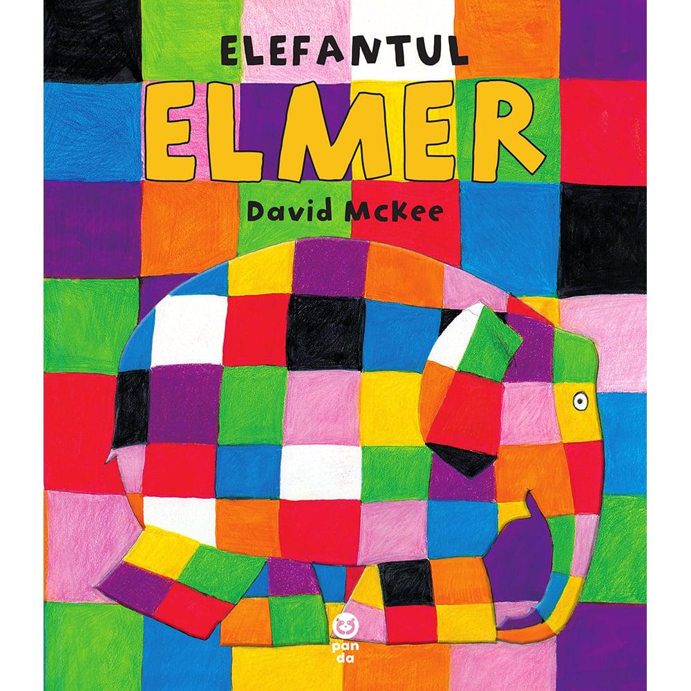 Elefantul Elmer, David Mckee
