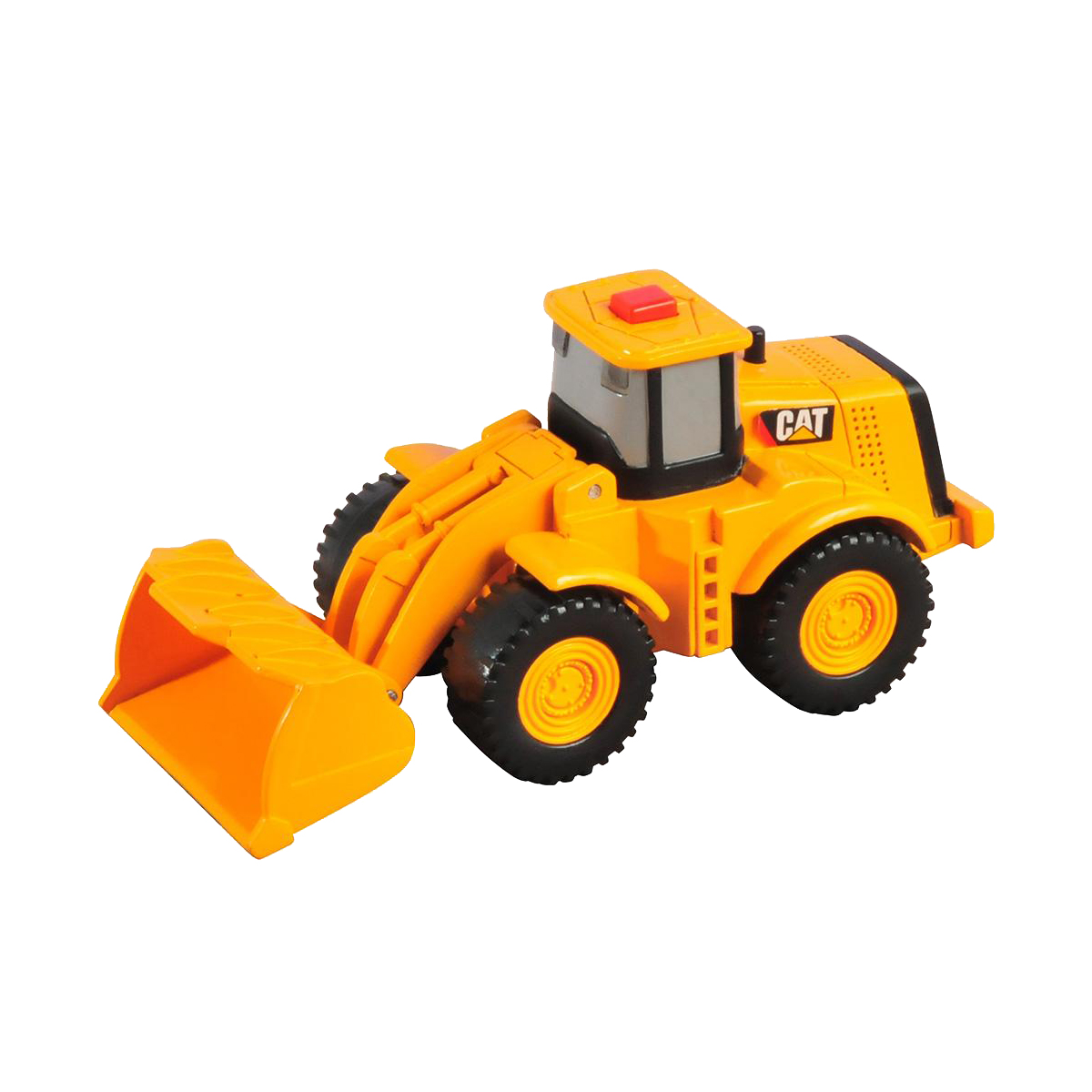 excavator toy state cat flash rides
