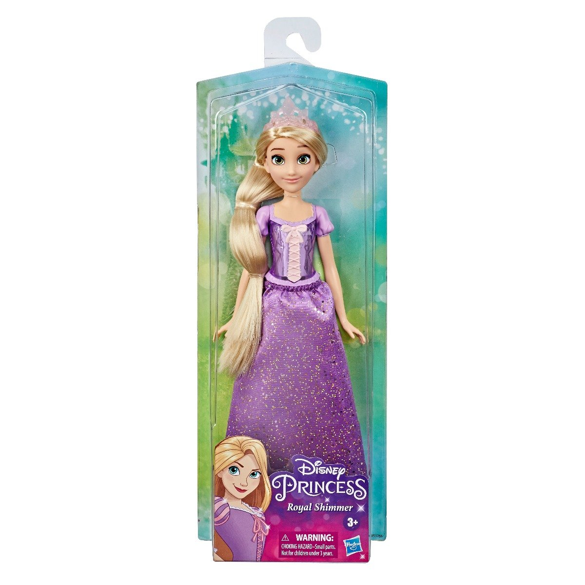 Papusa Rapunzel Disney Princess Royal Shimmer