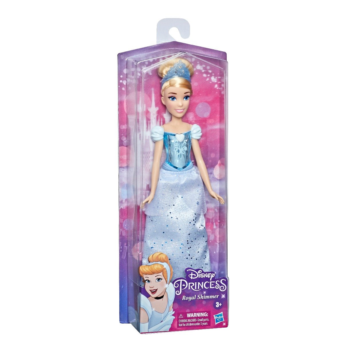 Papusa Cenusareasa Disney Princess Royal Shimmer